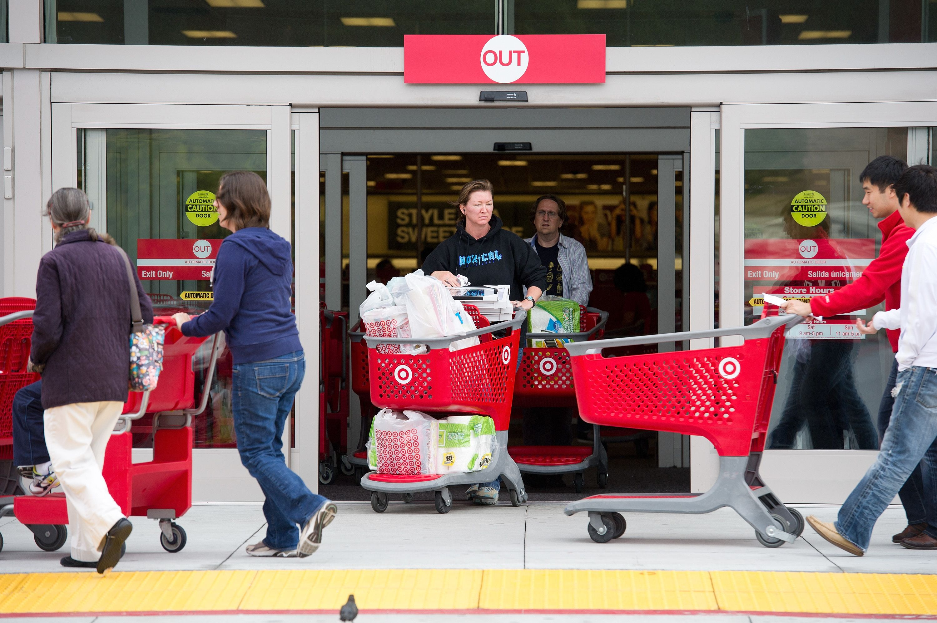 Target upgraded by JP Morgan as the retailer is proving safe from Amazon 'boogeyman'