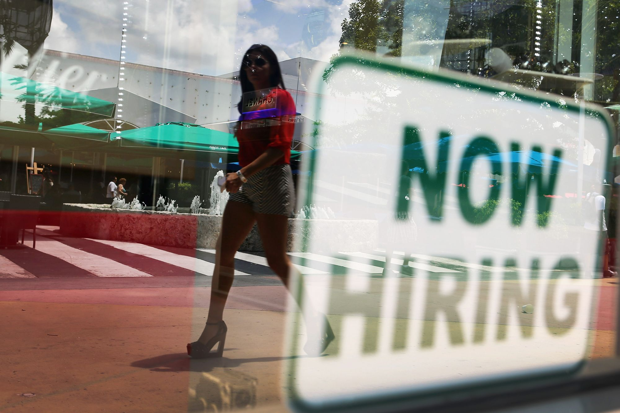 That strong ADP jobs number could be painting an inaccurate picture