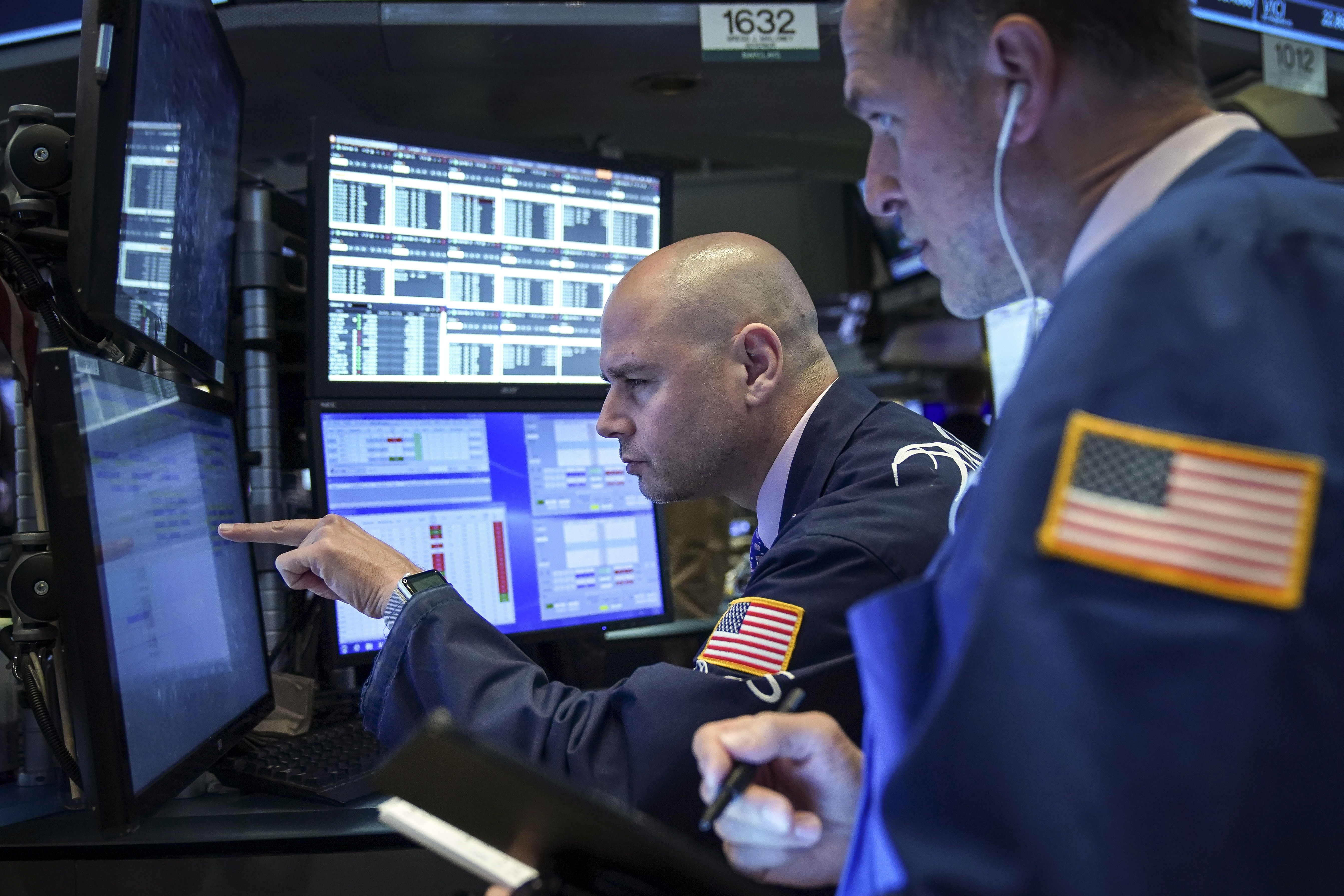 The stock market would be much lower if it weren't for companies buying back their own shares