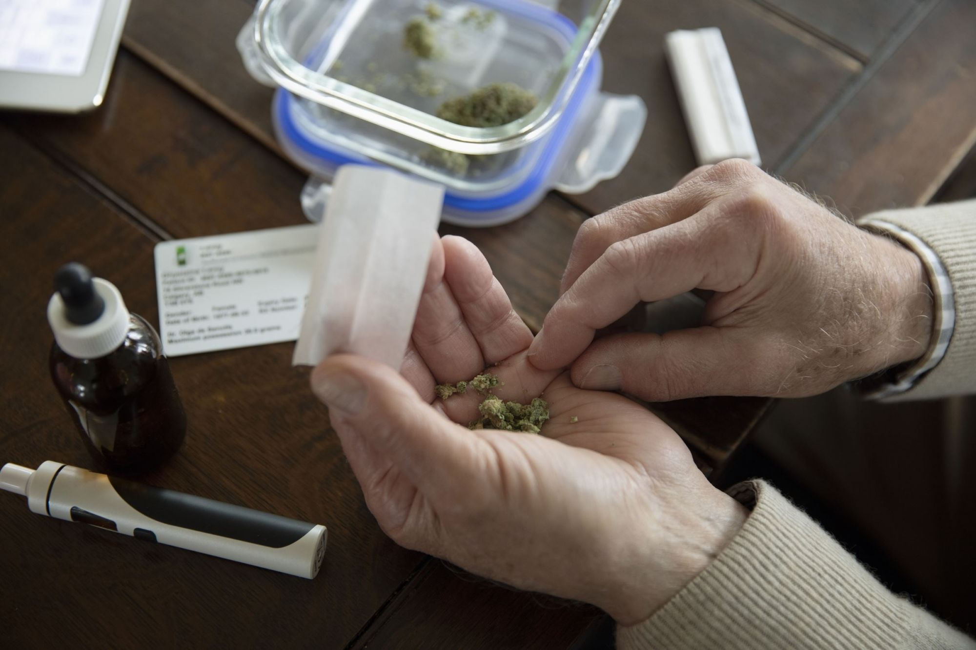 There's Hope for Cannabis-Based Alzheimer's Treatments