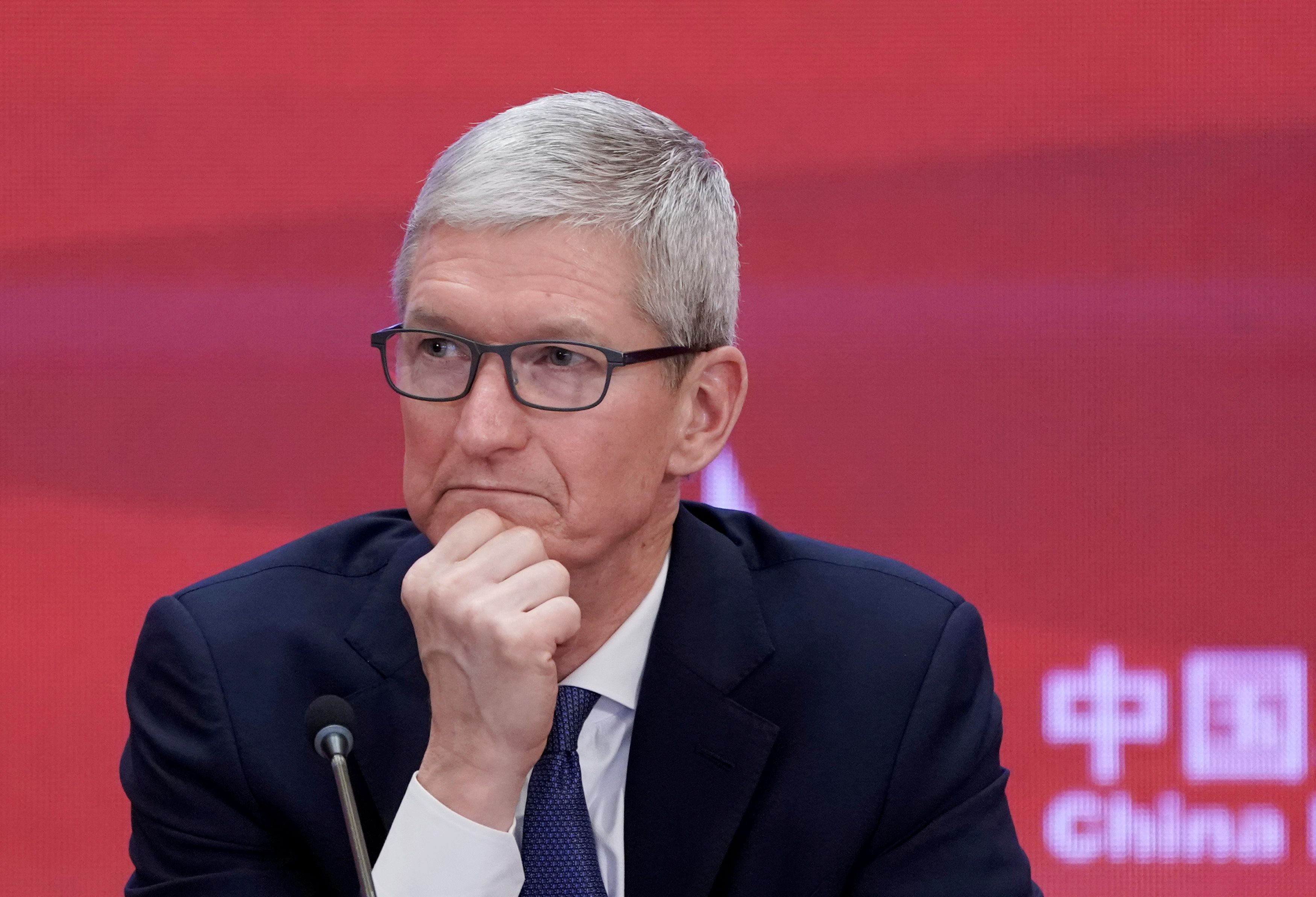 Tim Cook says China is turning its economy around.These stocks could benefit as well