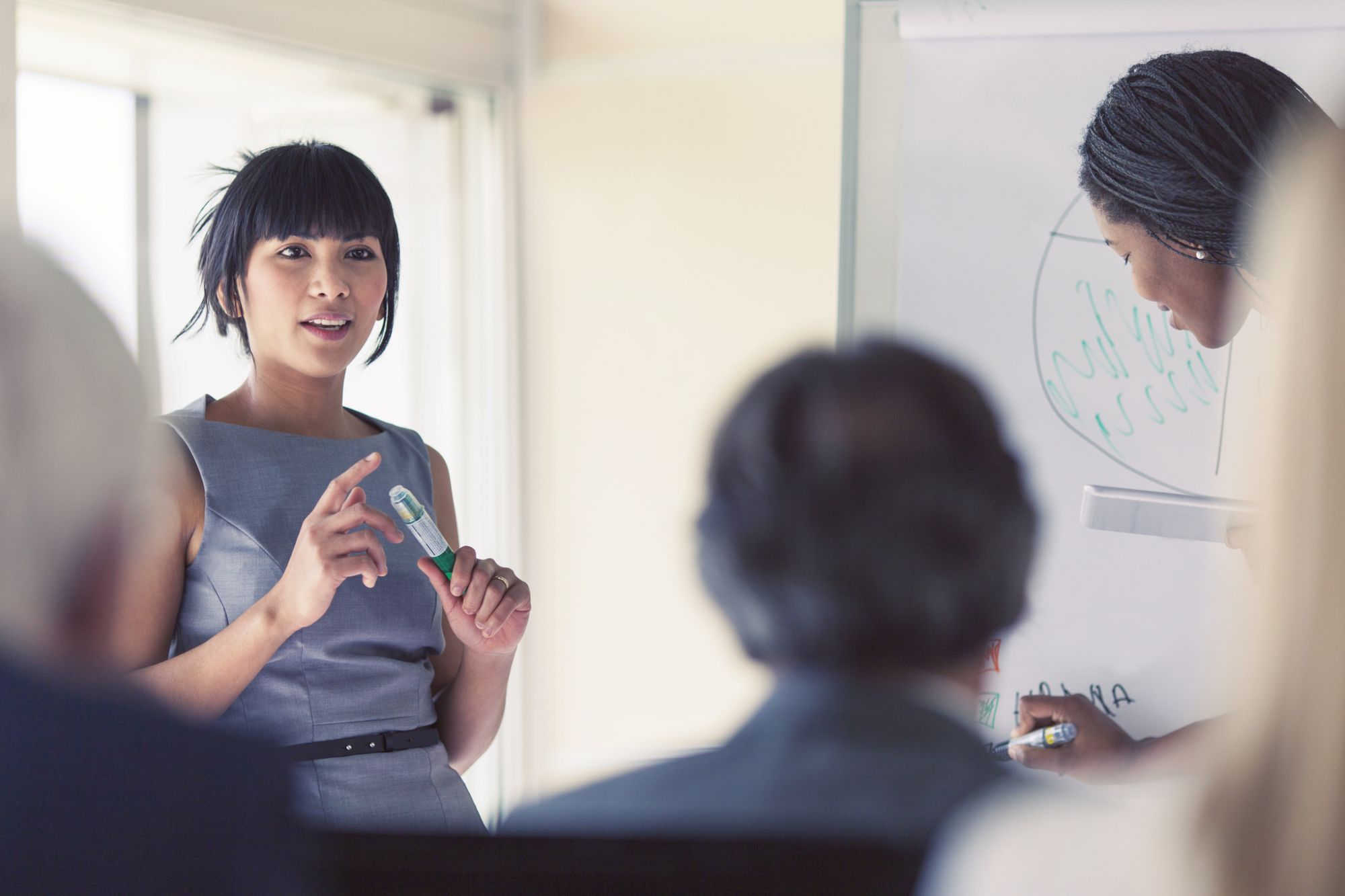 To See More Women in Leadership Roles, Here's What Needs to Happen