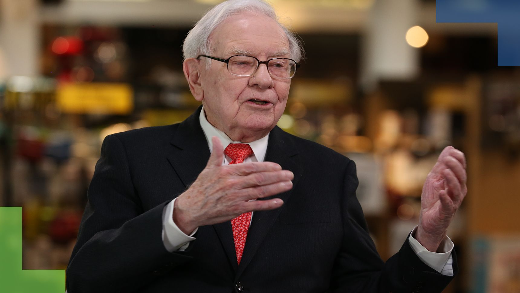 Warren Buffett bets on these stocks ahead of annual meeting this week