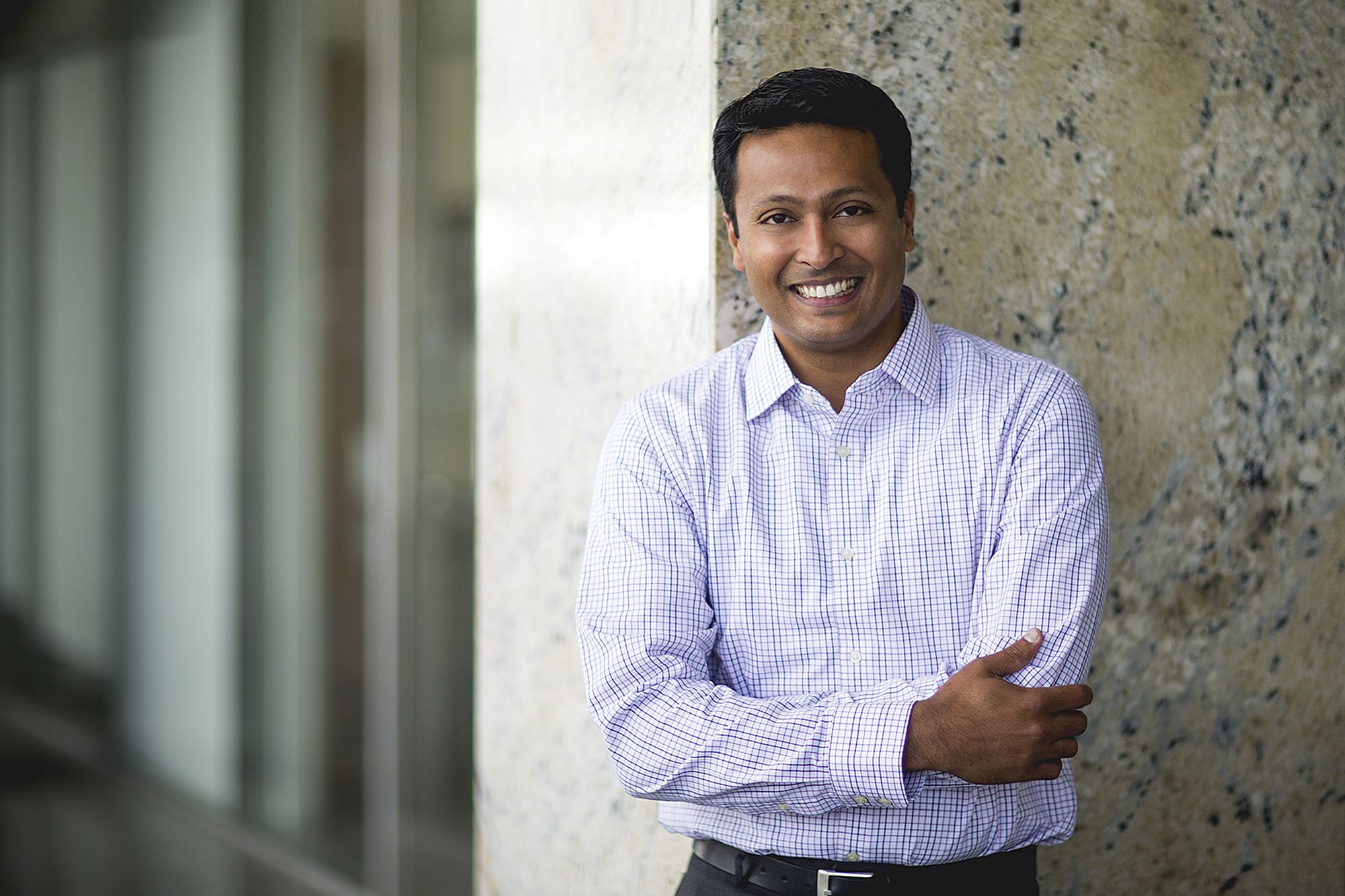 From Dumpster Diving to Building a $3 Billion Business: 7 Things Sharran Srivatsaa Learned on His Journey to Success