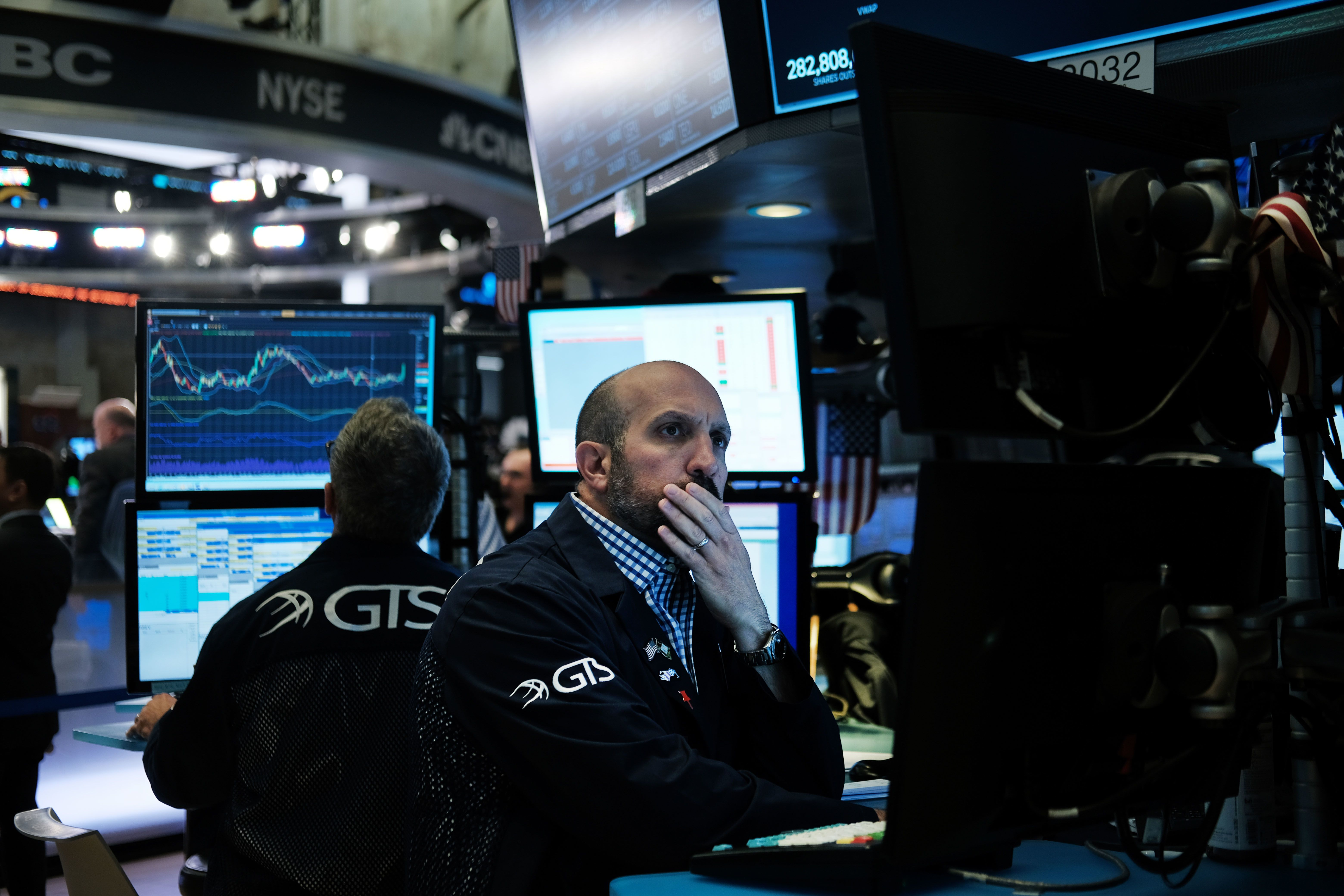 The market's drop in May felt serious, but it is normal for stocks