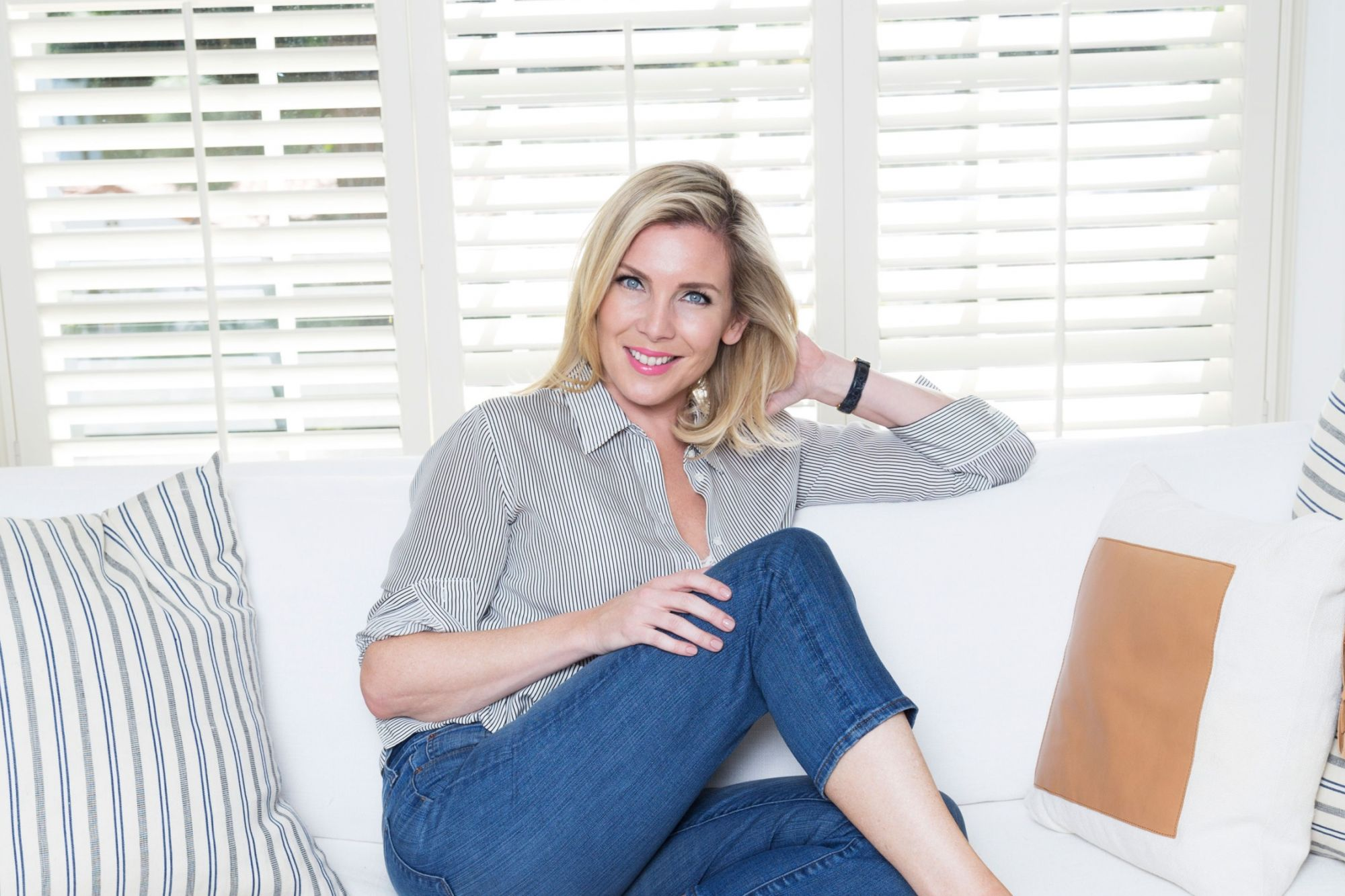 This Entrepreneur Stars in a Hit Network Series, but Her Favorite Role Is Helping Mothers 'Have It All'
