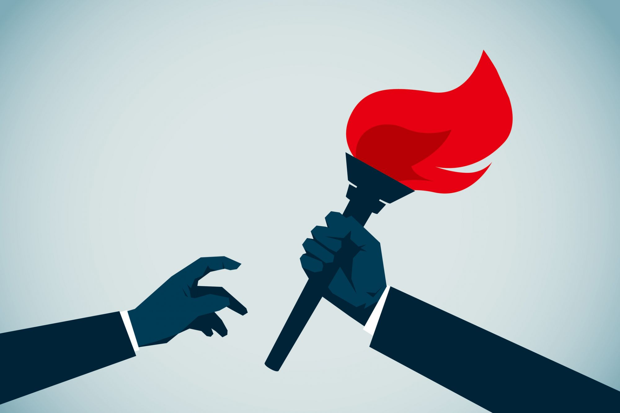 Passing the Torch: 4 Tips to Ensure That You Thrive As a Successor-CEO