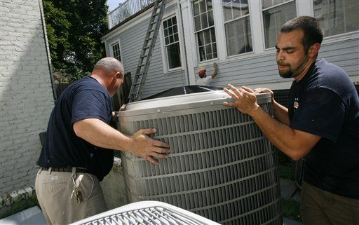 Air-conditioner maker Lennox cuts forecast citing 'significantly cooler temperatures'