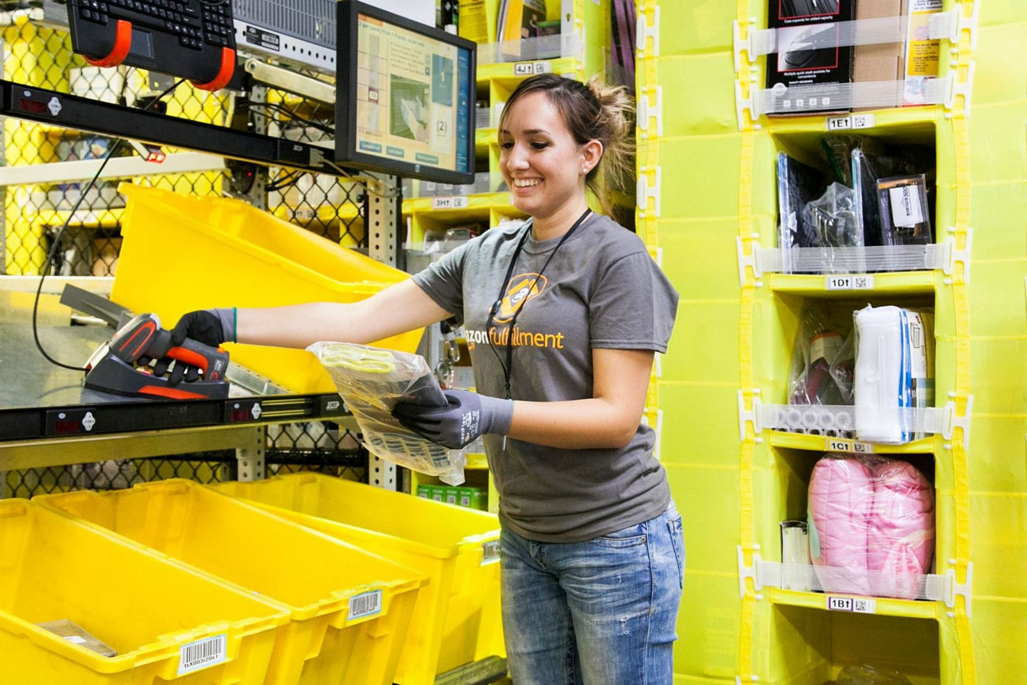 Amazon to Invest $700 Million to Retrain 100,000 Workers for New Jobs