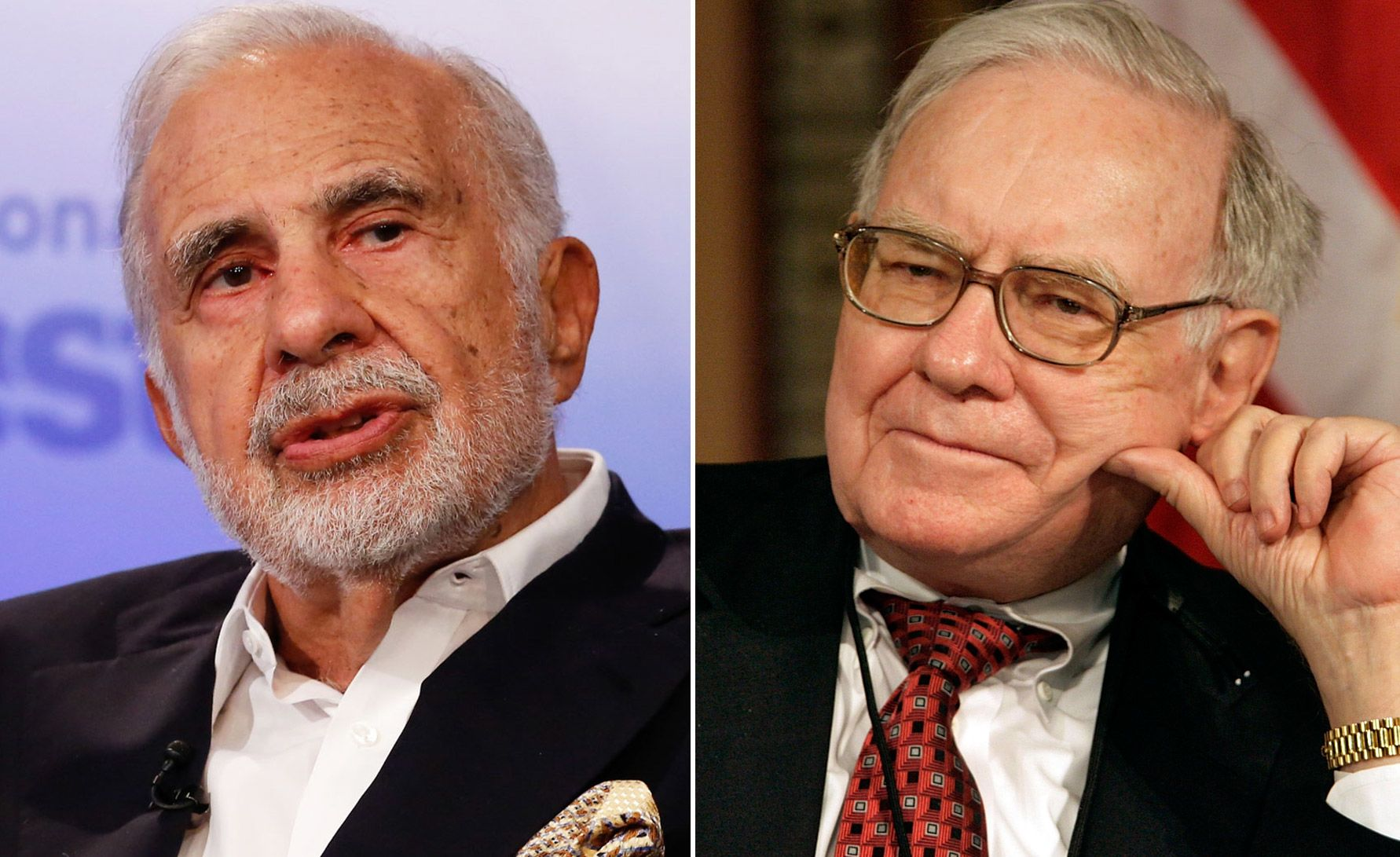 Carl Icahn says Warren Buffett took the Occidental CEO 'to the cleaners'