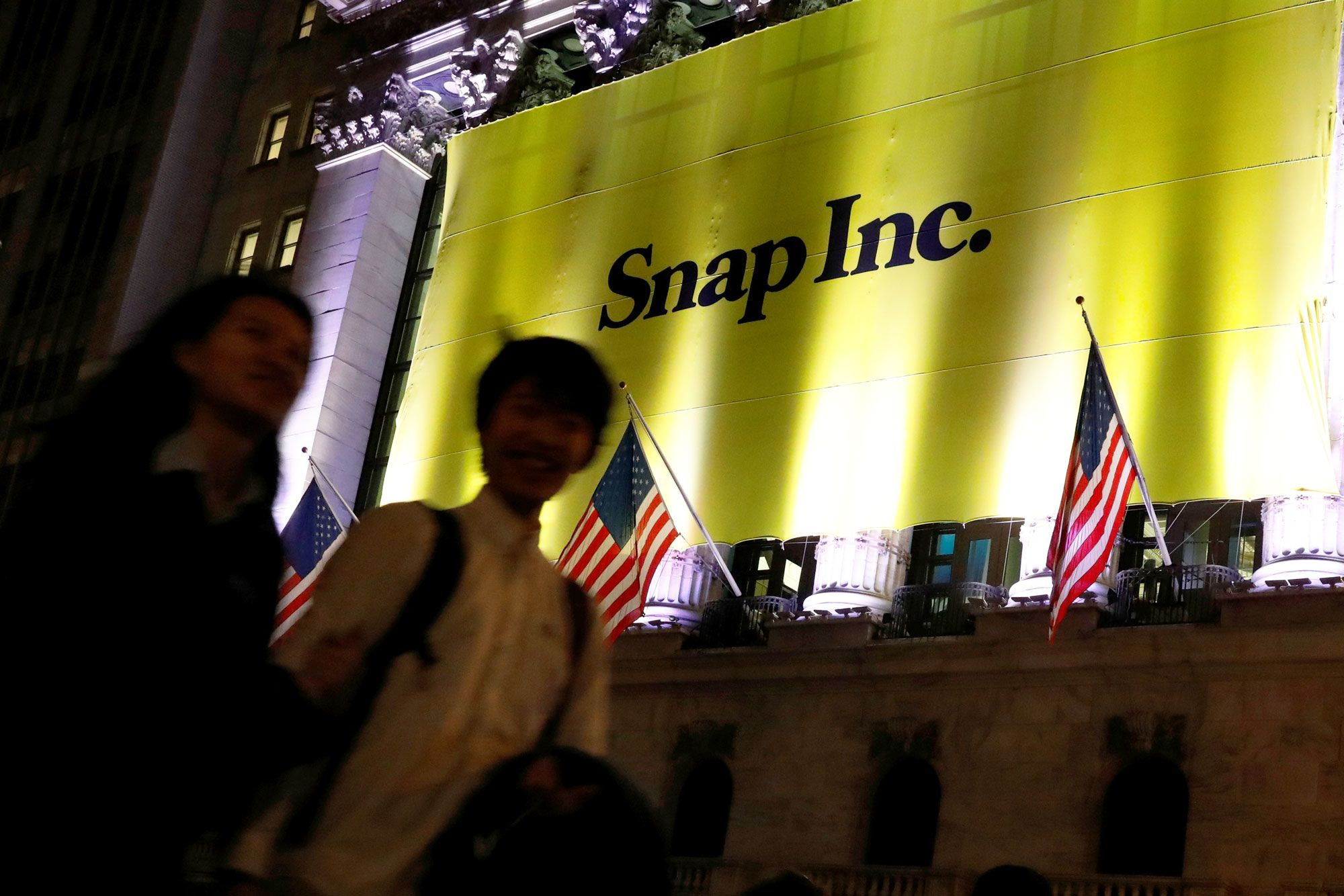 Facebook, Amazon, Snap, Chipotle and more