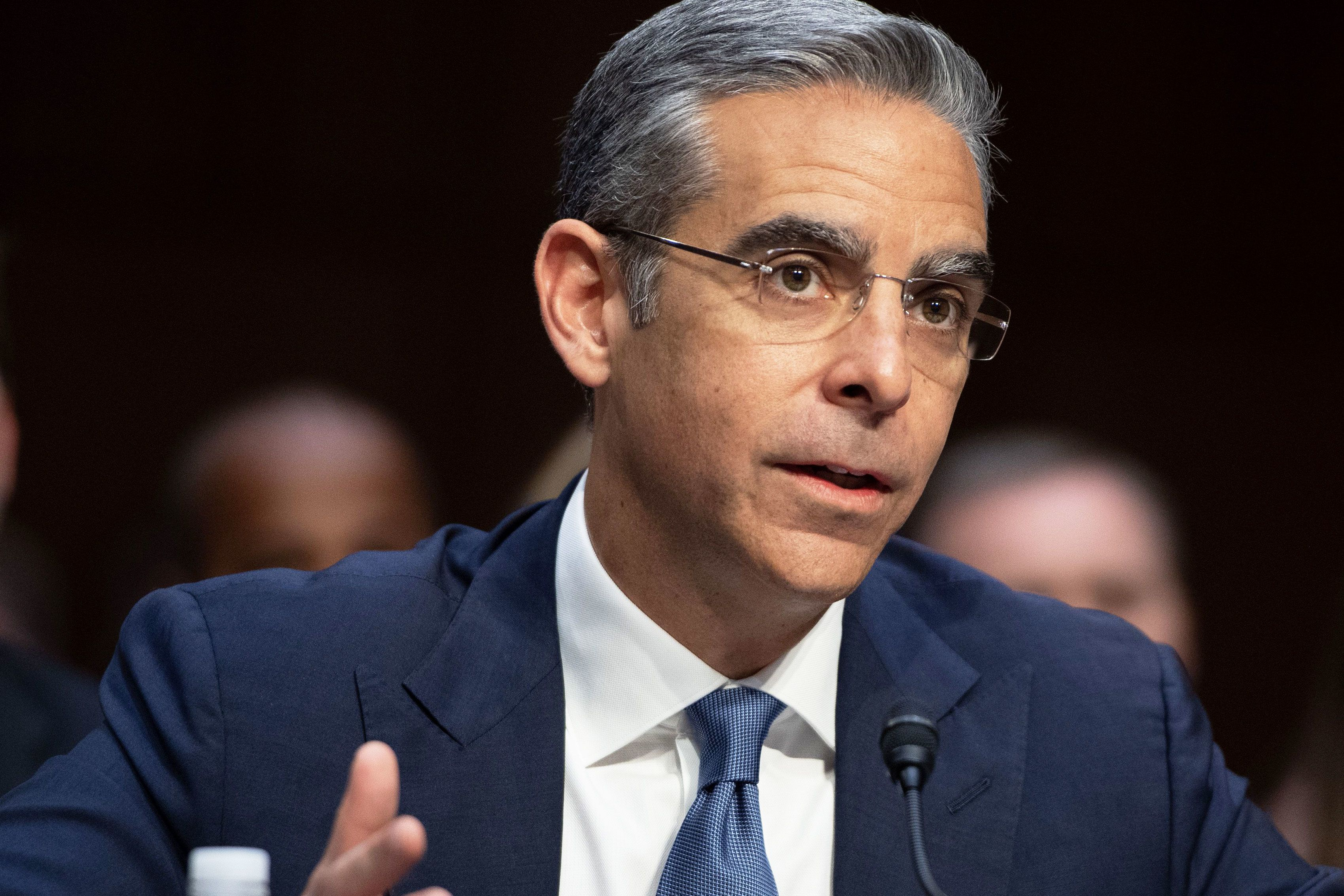 Facebook's David Marcus testifies before the House Financial Services