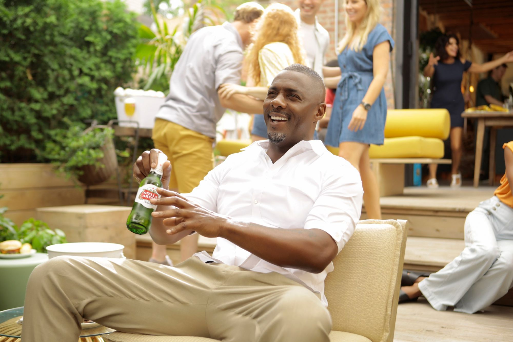 Idris Elba Shares 5 Pieces of Advice to Follow Your Ambition and Achieve Success