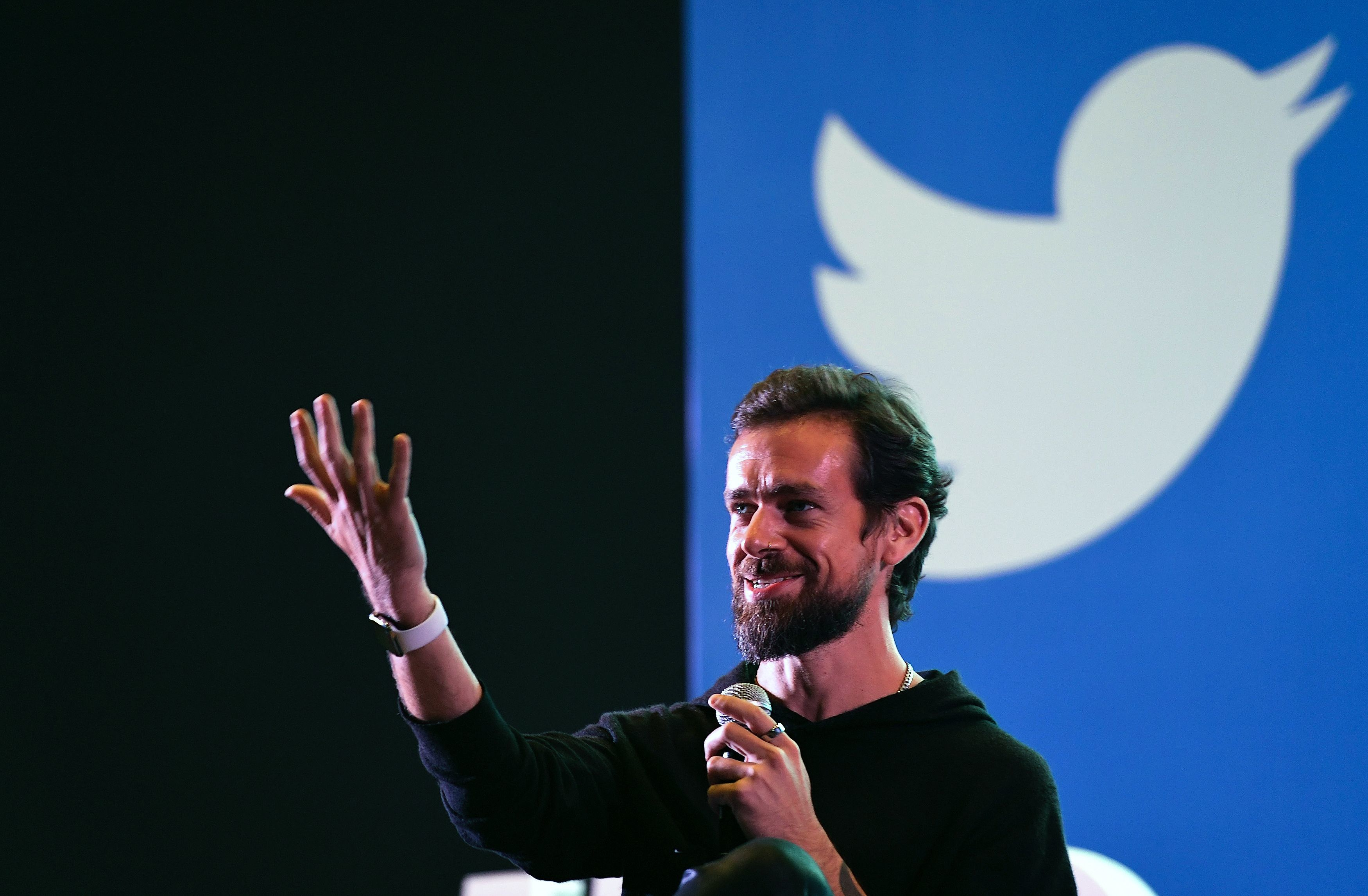 Jack Dorsey is having an epic year — and he's not talking about it