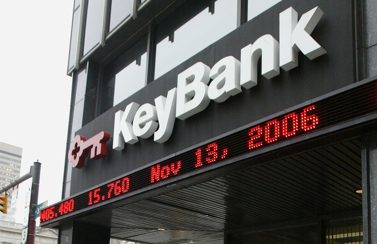 KeyCorp shares fall after bank uncovers $90 million fraud