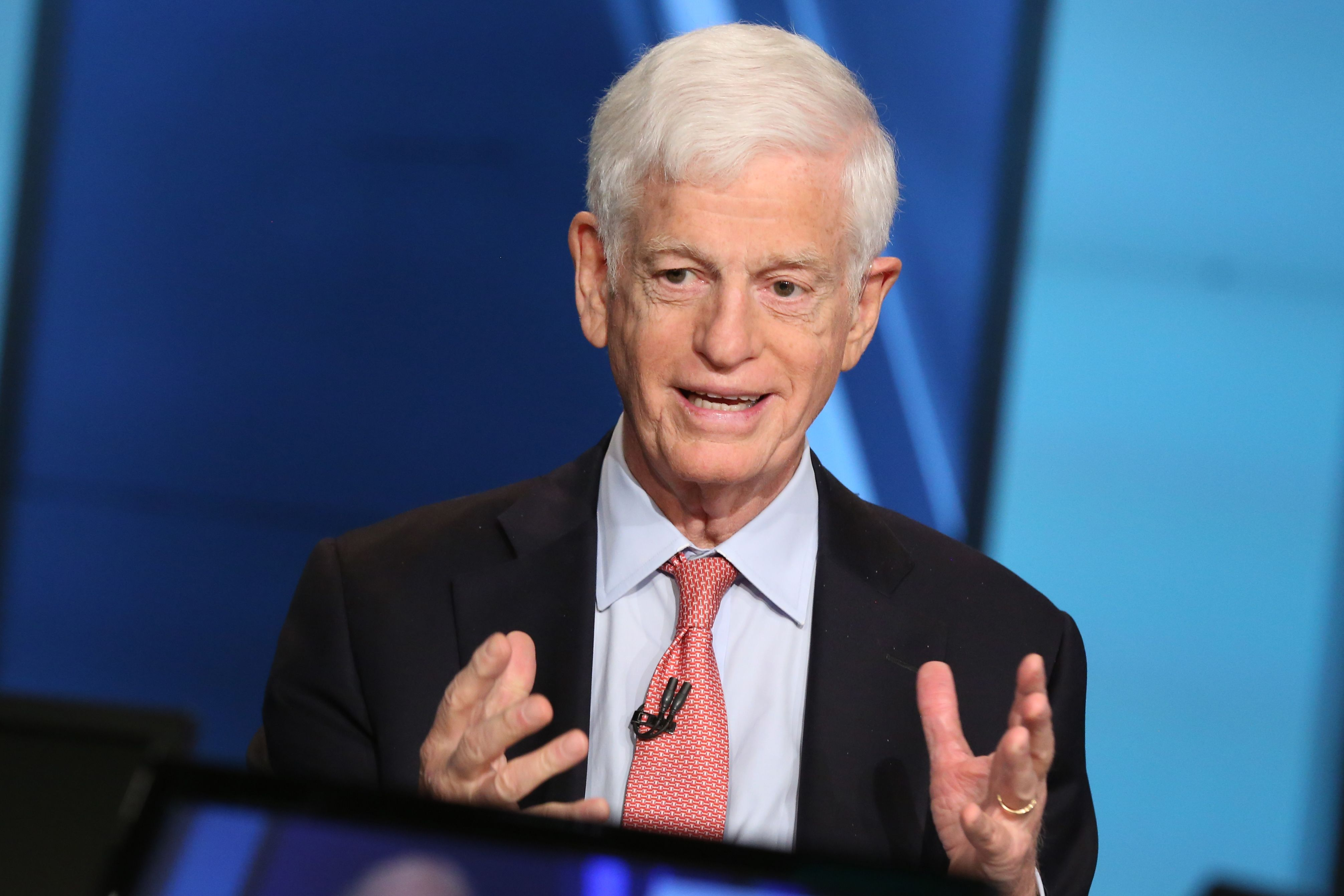 Small energy stock rips higher after investor Mario Gabelli says he is following it