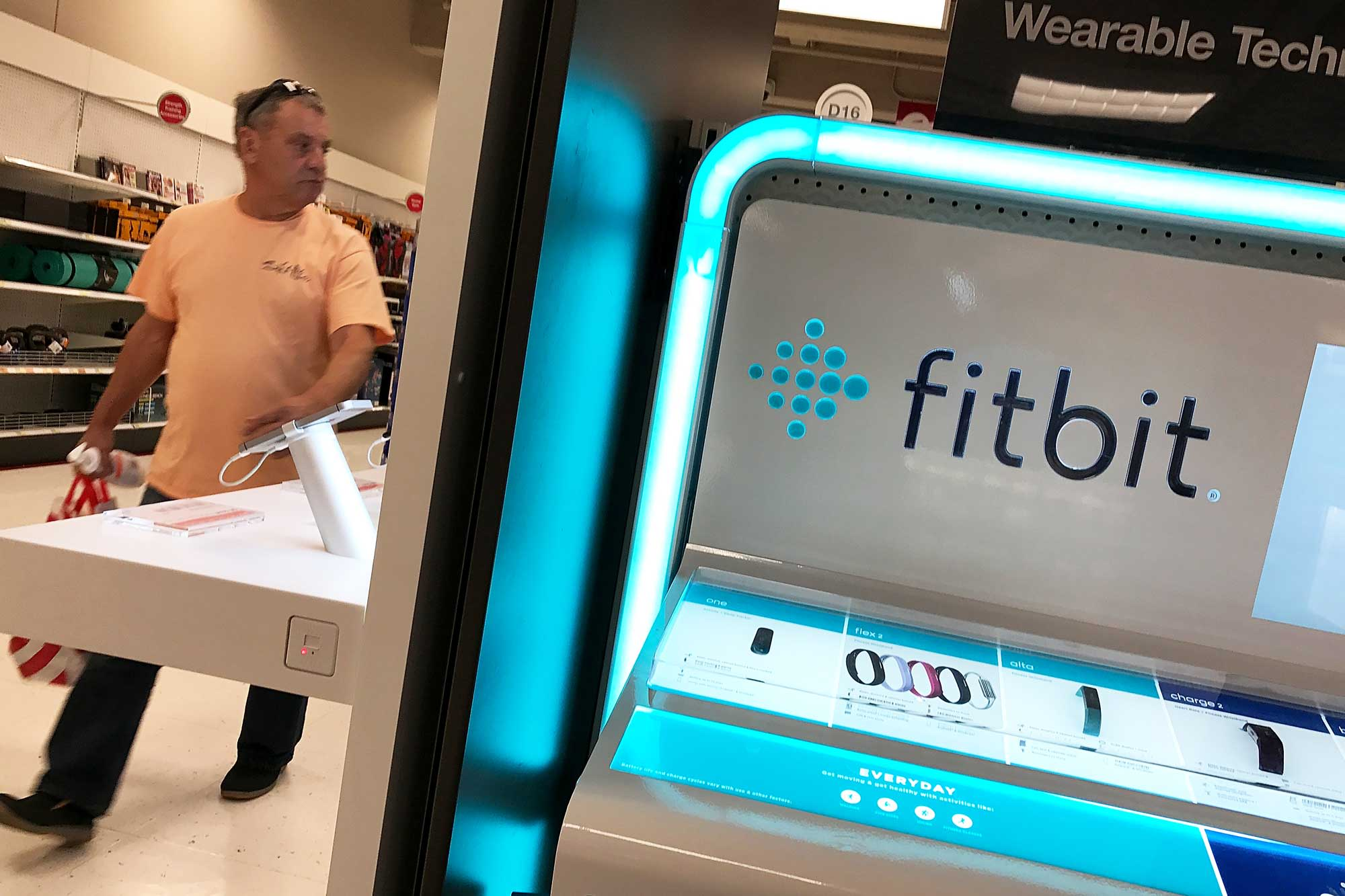 Stocks making the biggest moves after hours: Fitbit, Qualcomm and more