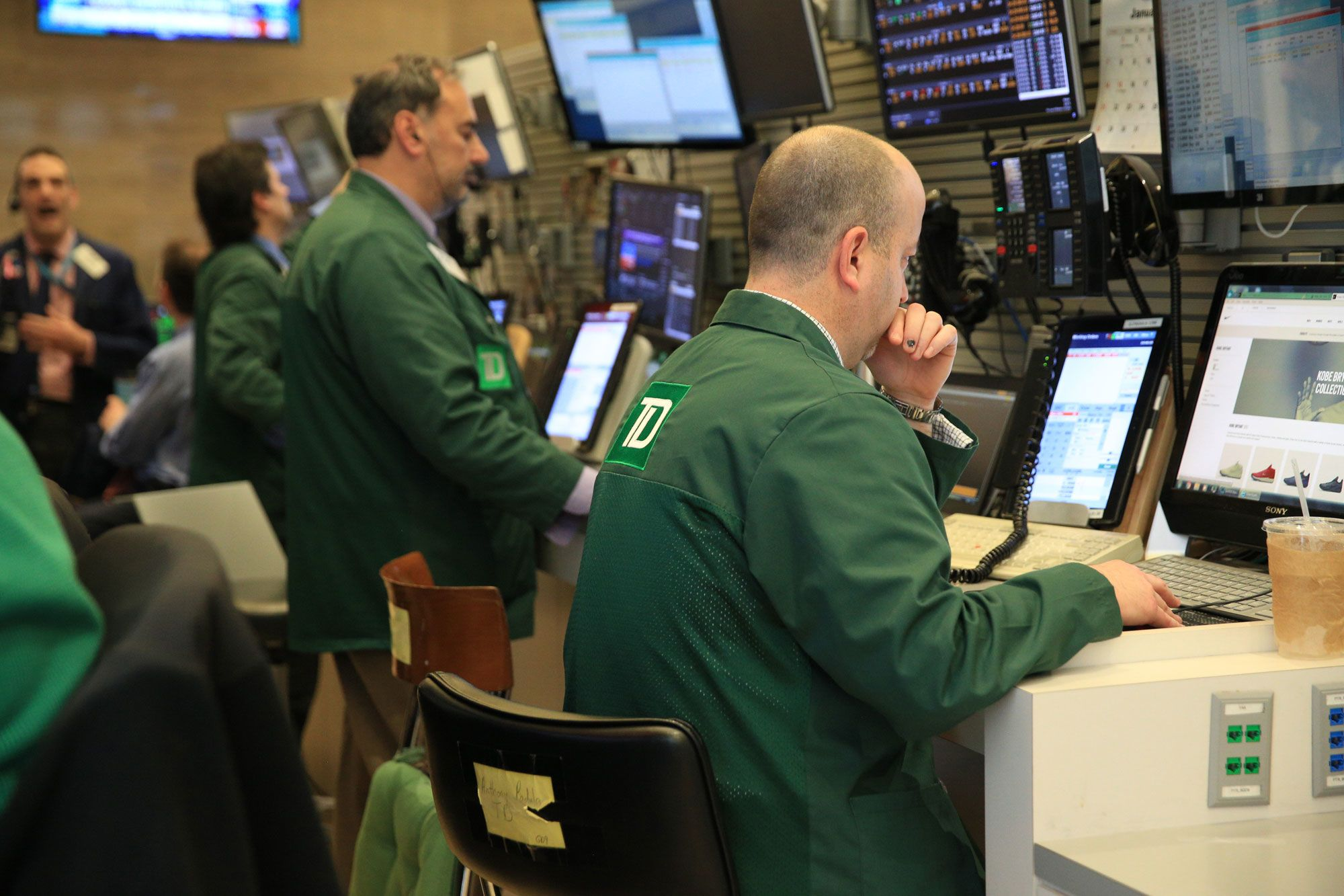 Stocks making the biggest moves after hours: TD Ameritrade and more