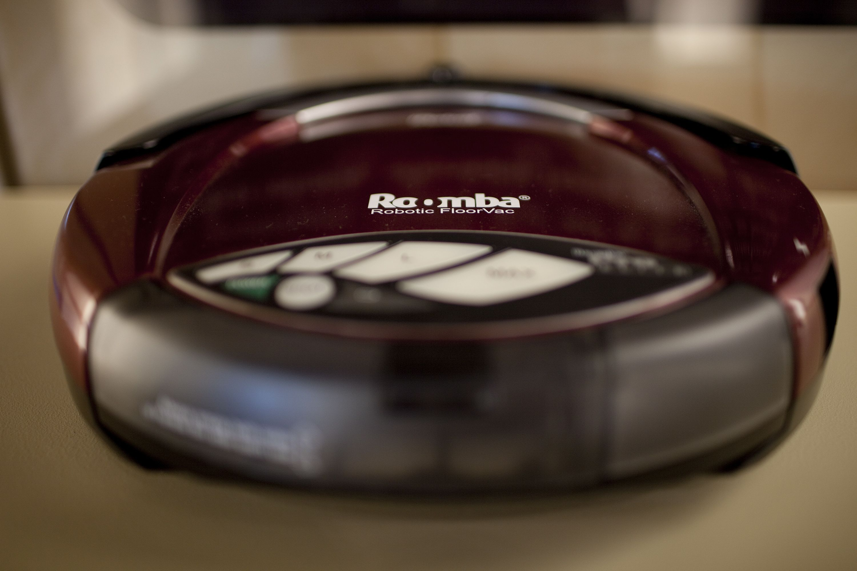 The trade war is killing the maker of the Roomba