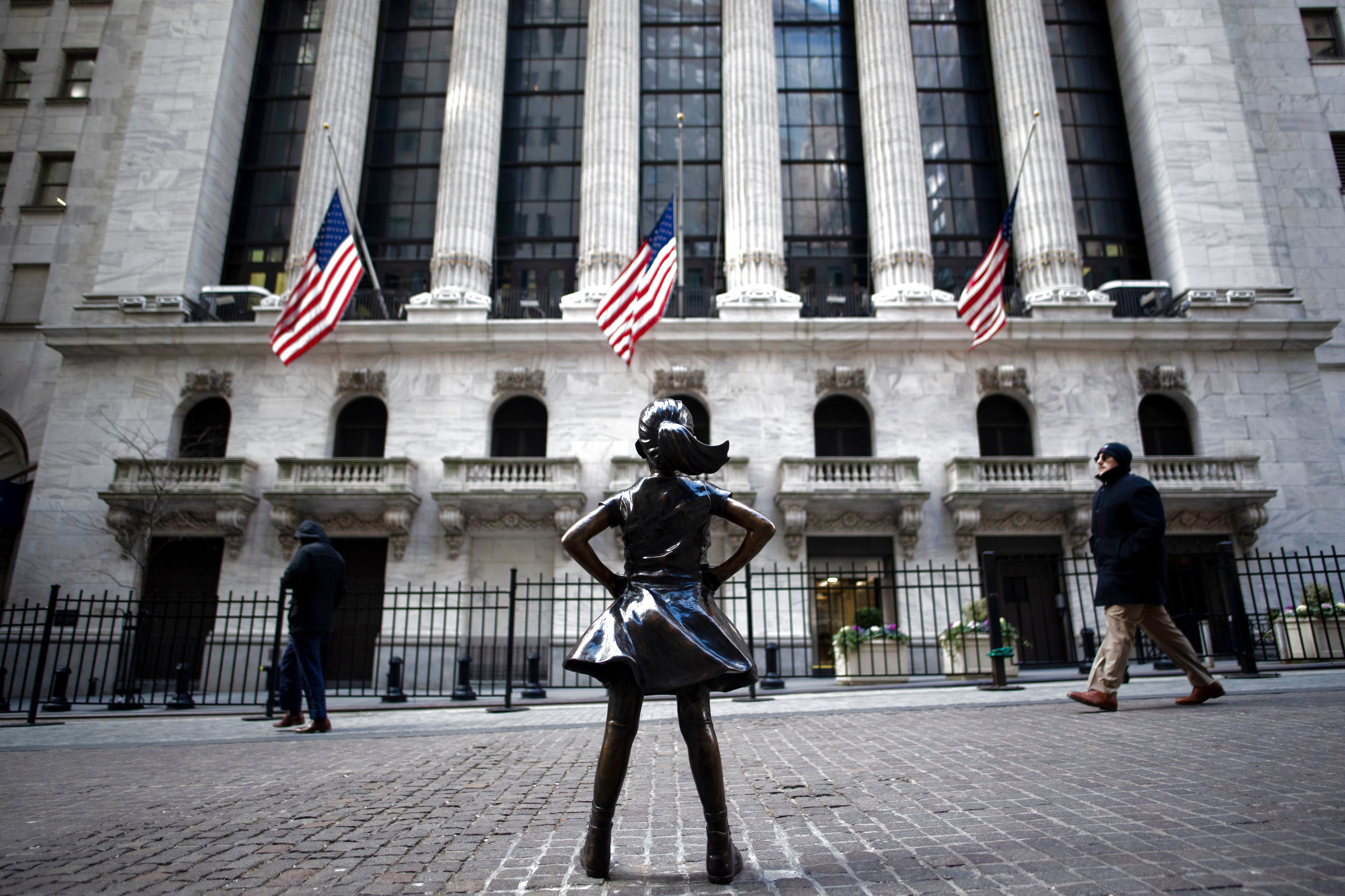 There is now a woman board member at every S&P 500 company