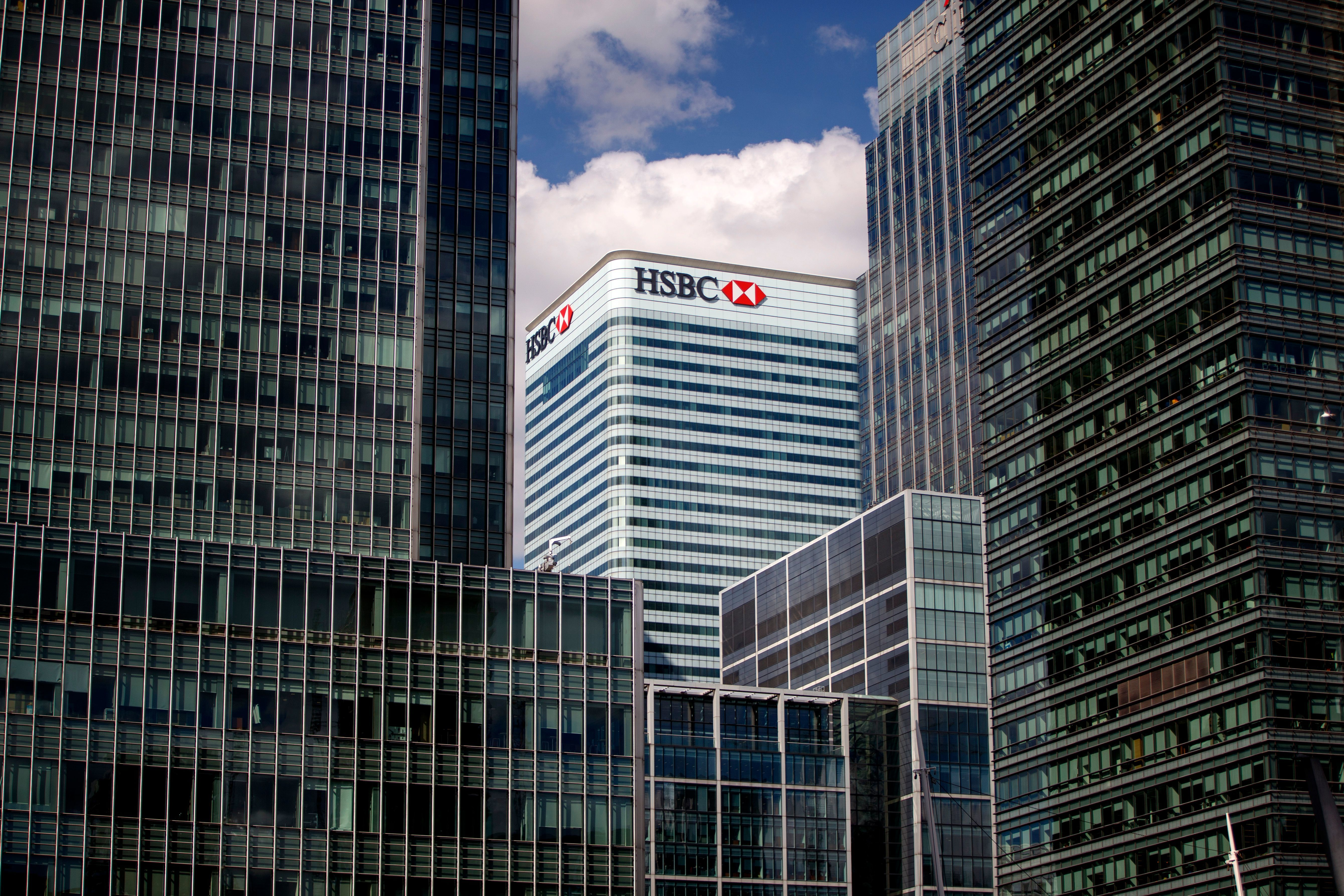 UK banks HSBC and RBS see trust as an advantage amid rise of fintech