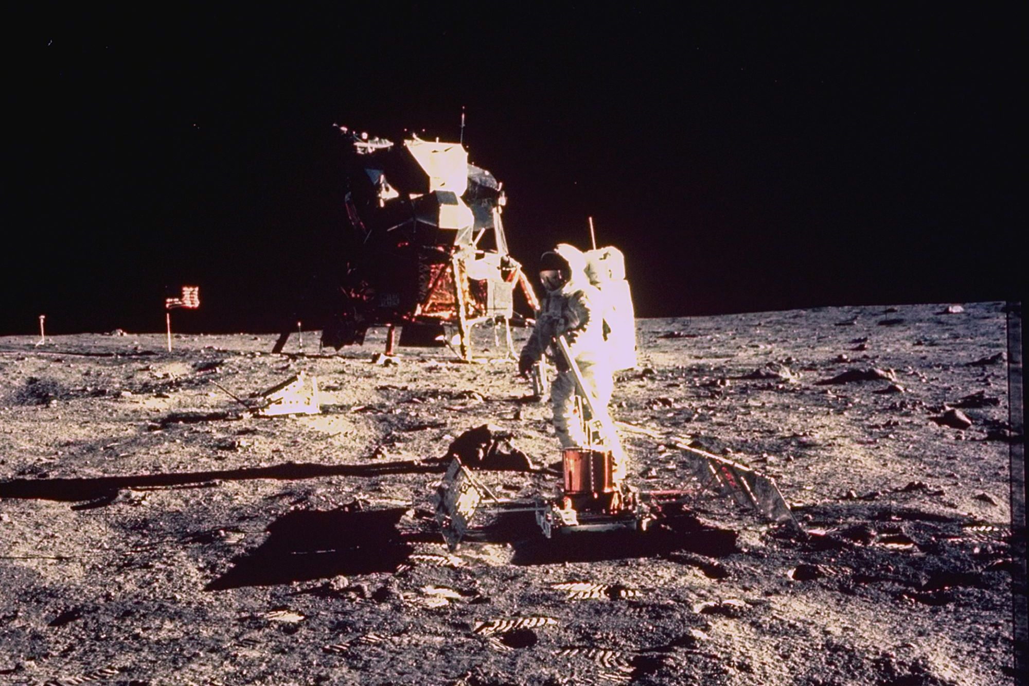 Want to Accomplish Your Own Moonshot? Look to These 'Apollo 11' Lessons.