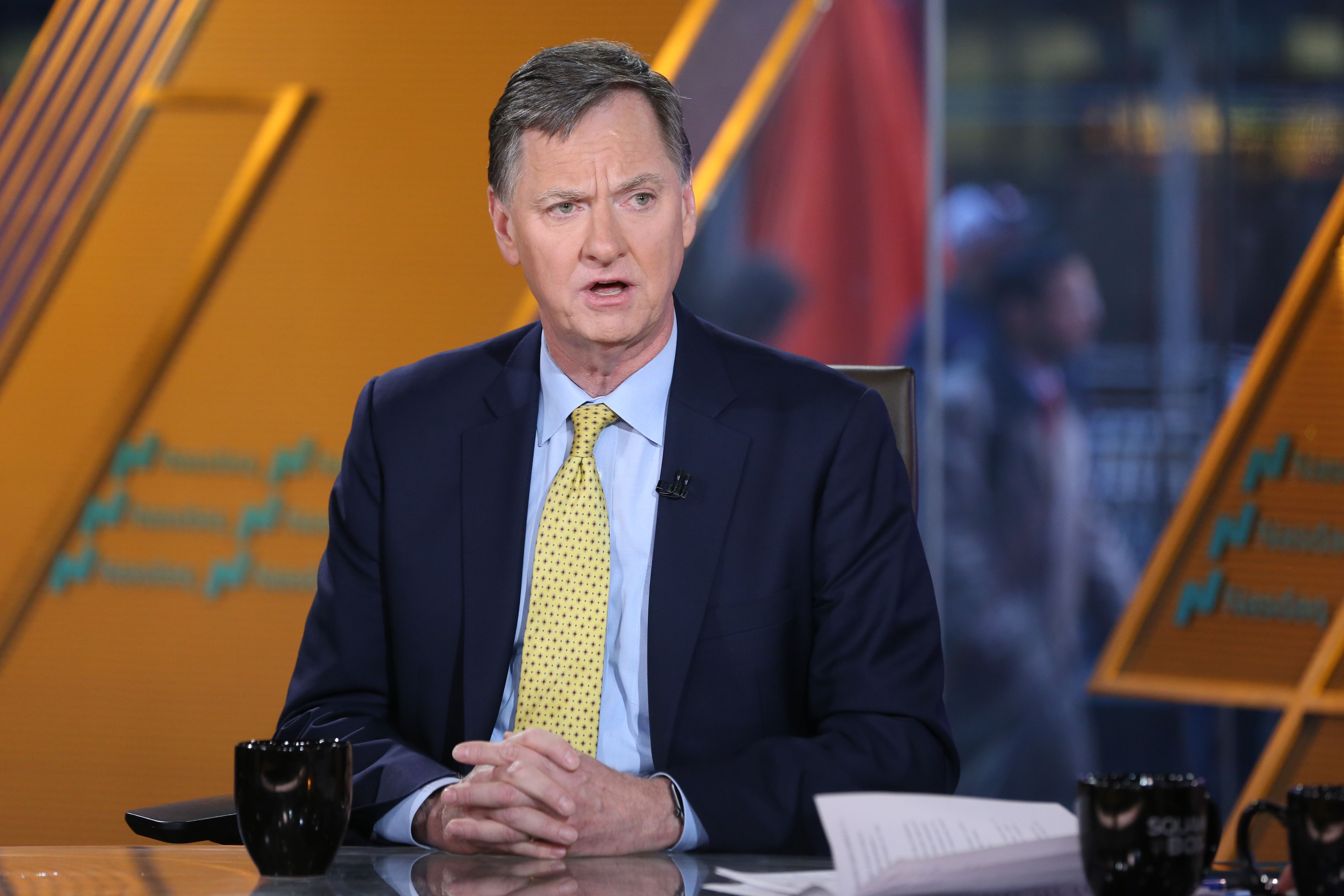 Watch Chicago Fed President Charles Evans's CNBC interview live