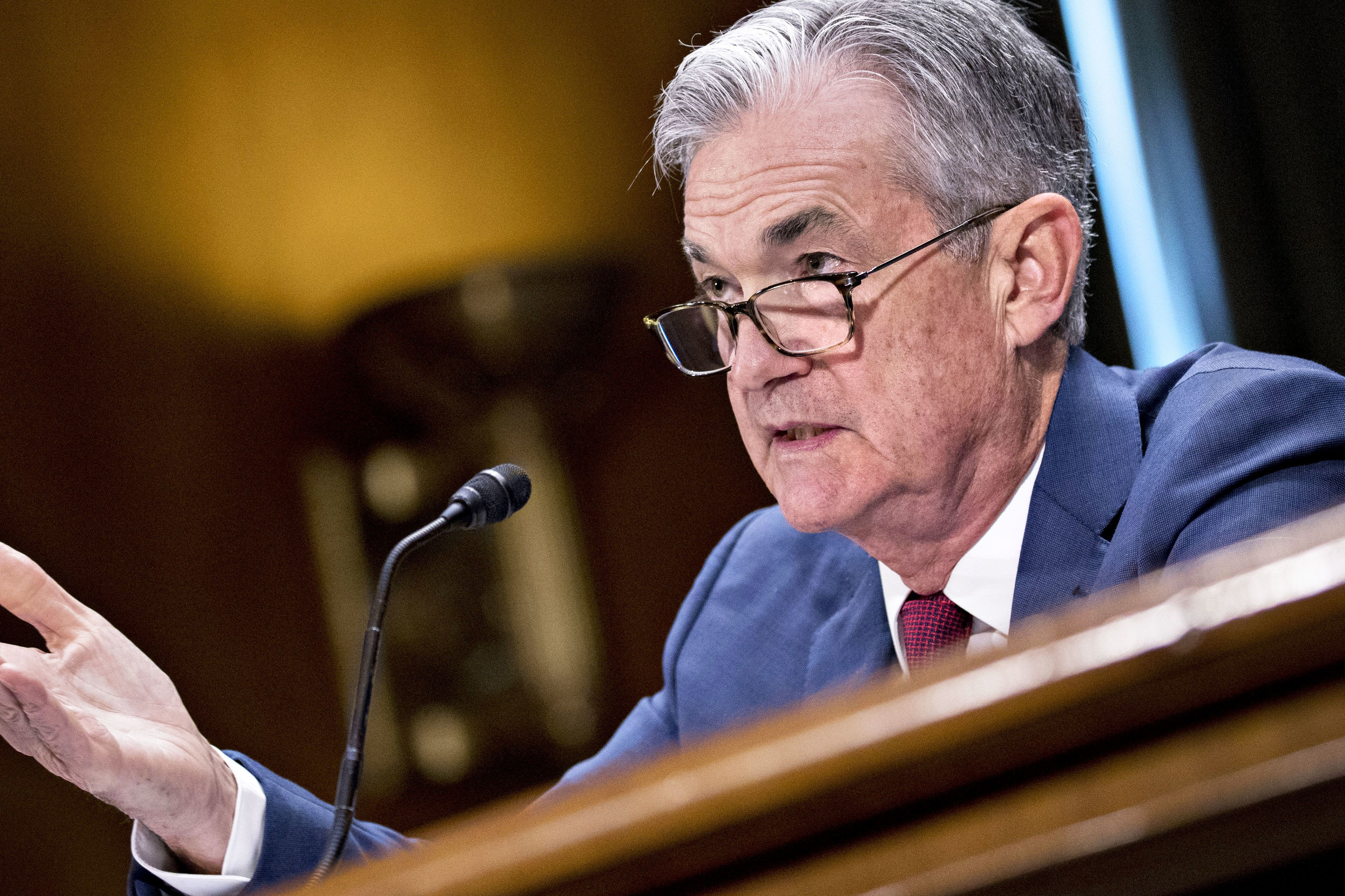 Watch day two of Fed Chairman Jerome Powell's testimony to Congress