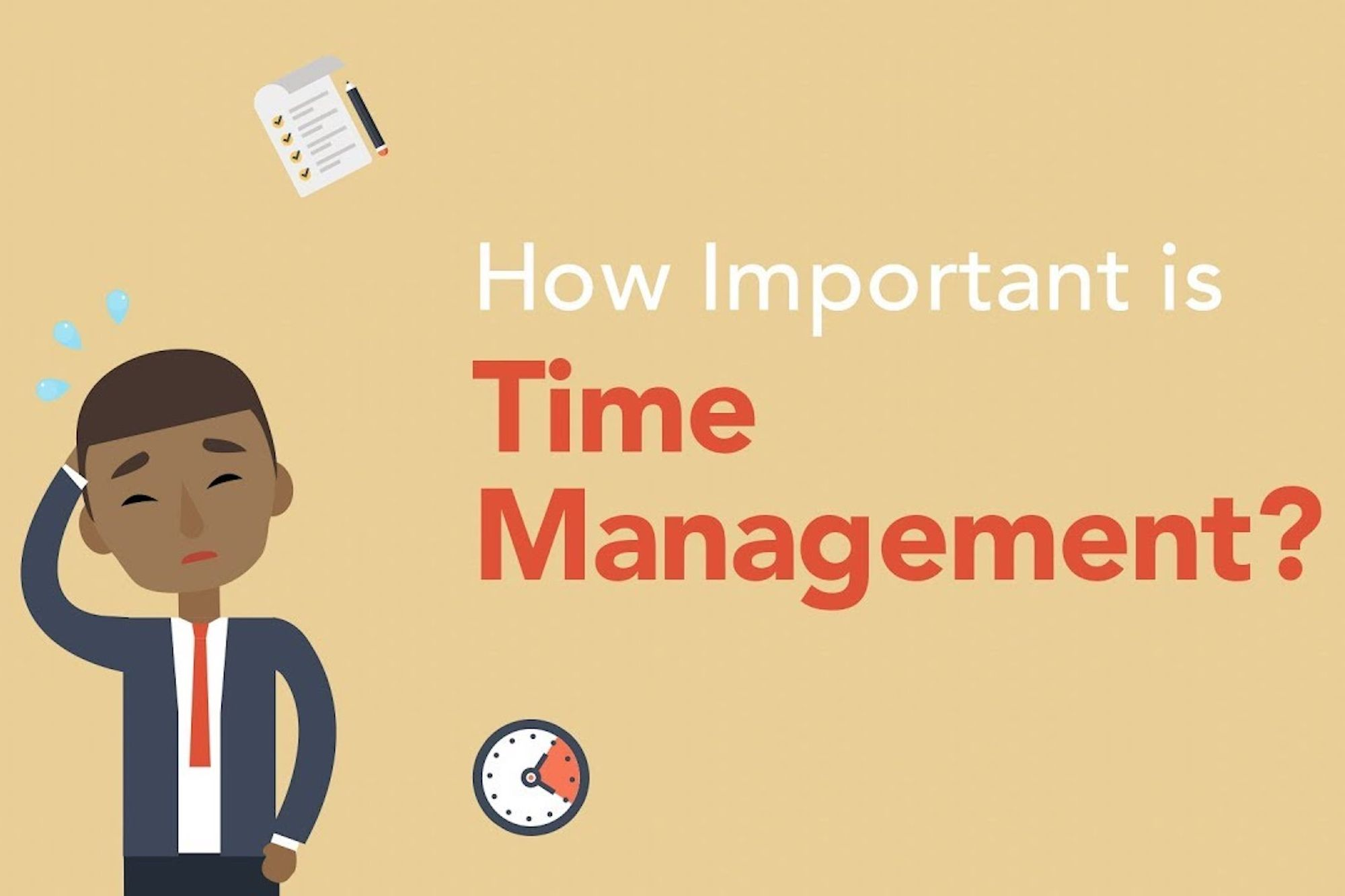 Why Time Management Is an Indispensable Element to Success