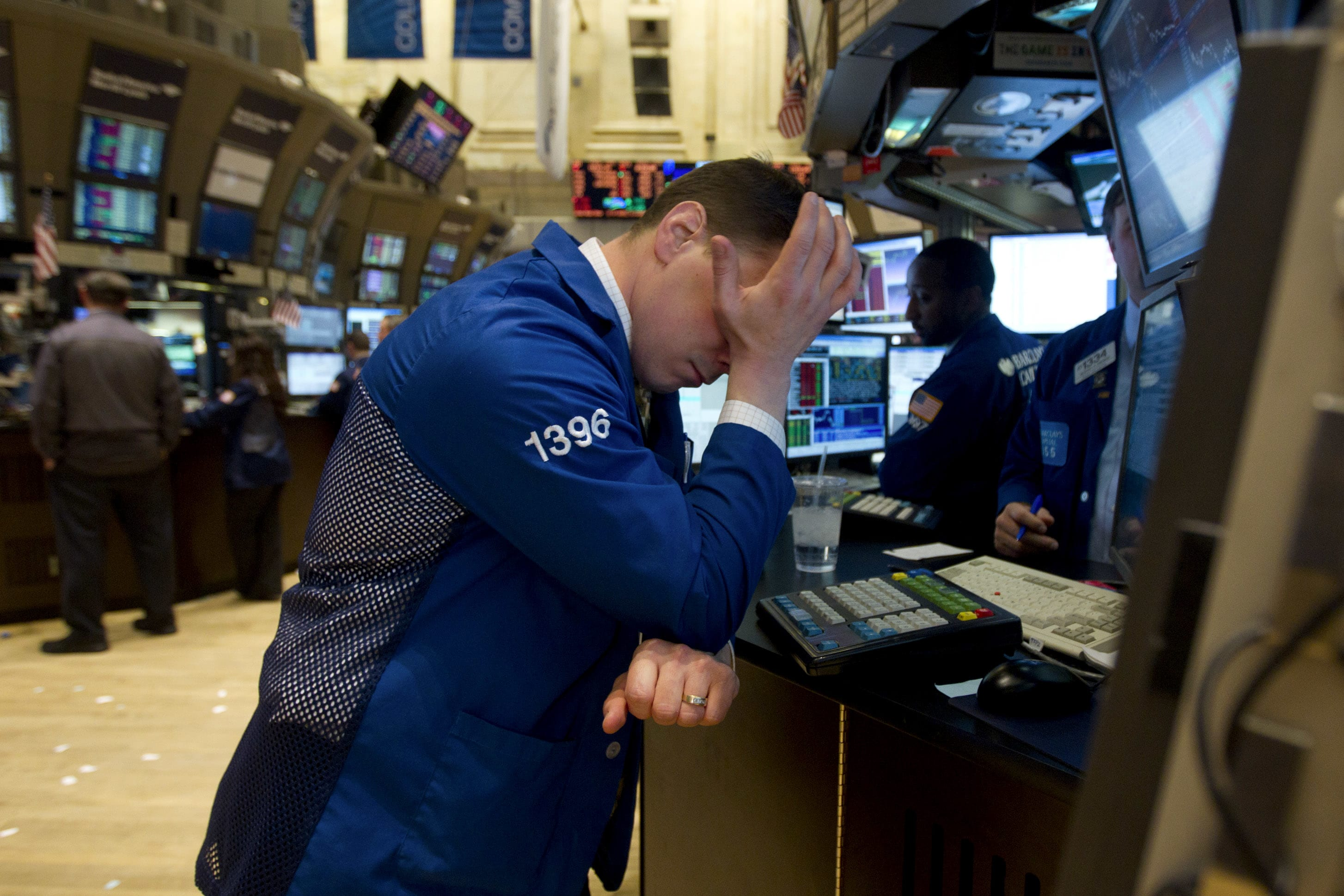 August was a wild month for Wall Street, here's what happened