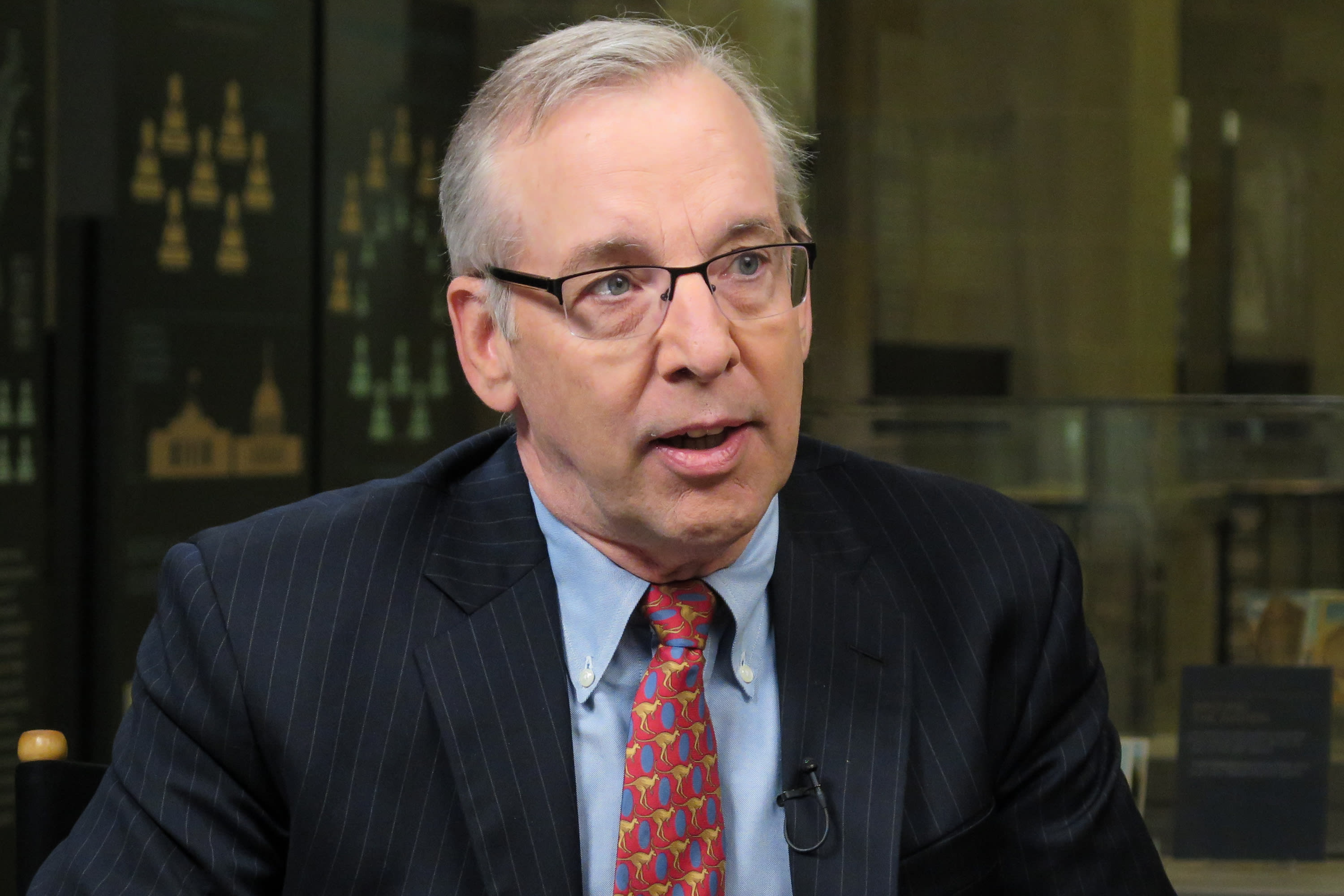 Dudley encourages the Fed not 'to play along' with Trump's trade war