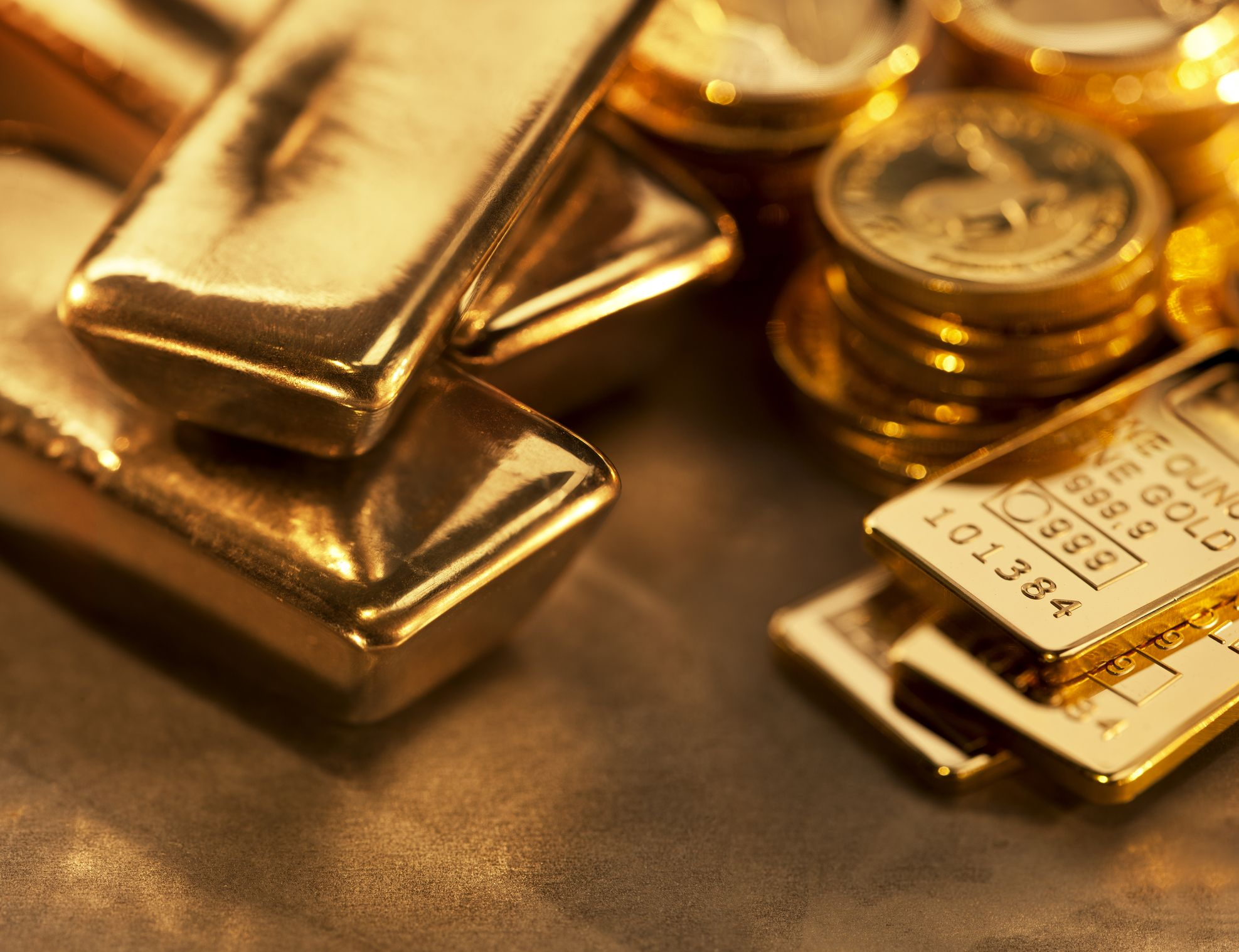 Gold could hit $2,000 in a world full of negative yielding debt