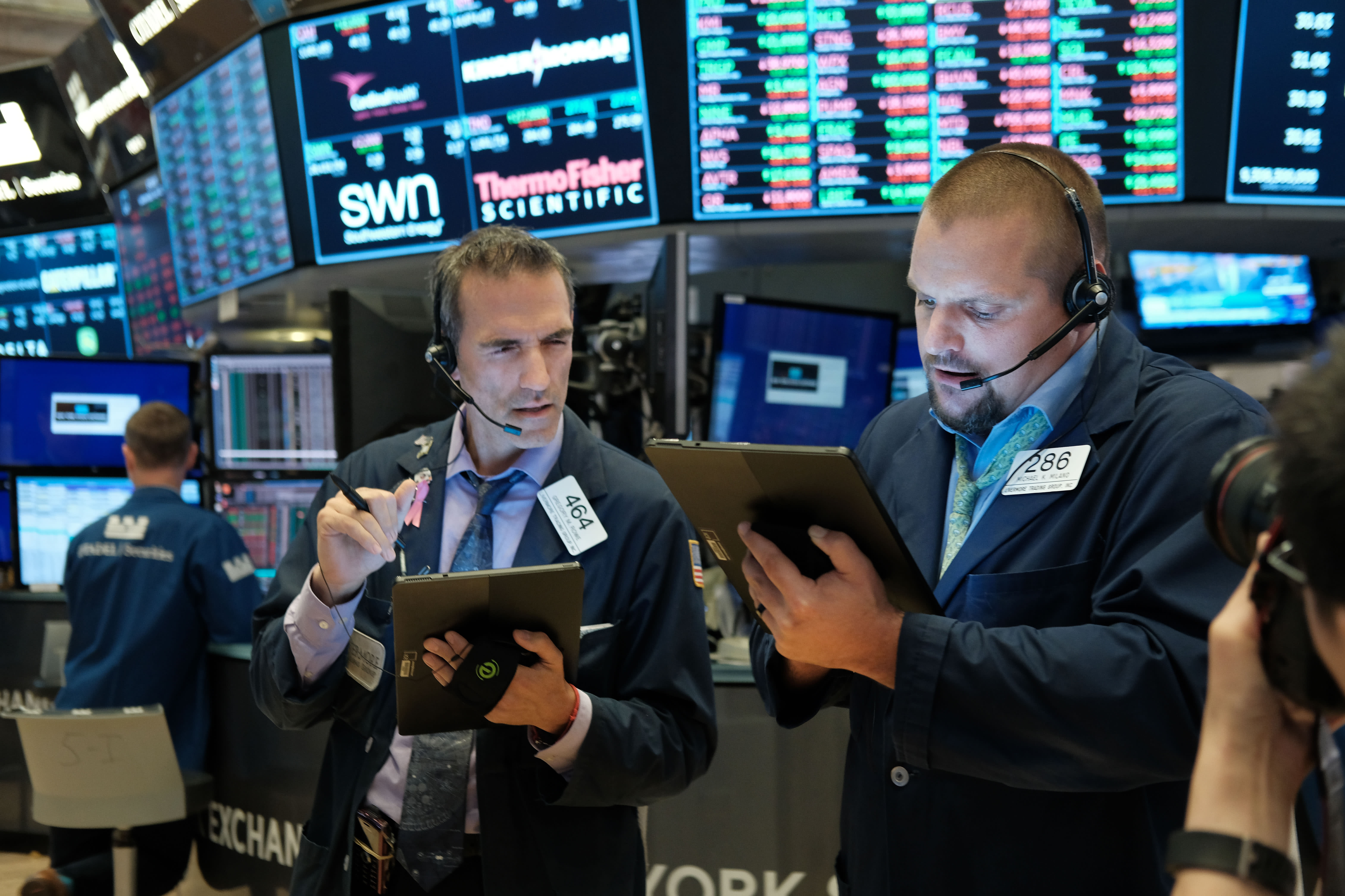 Investors through choppy August markets but September may be no better