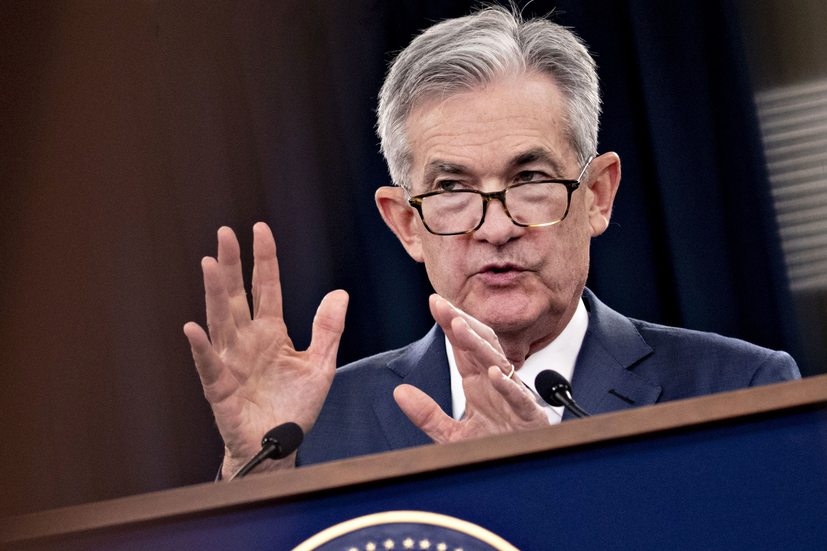 One more rate cut and then the Fed is done