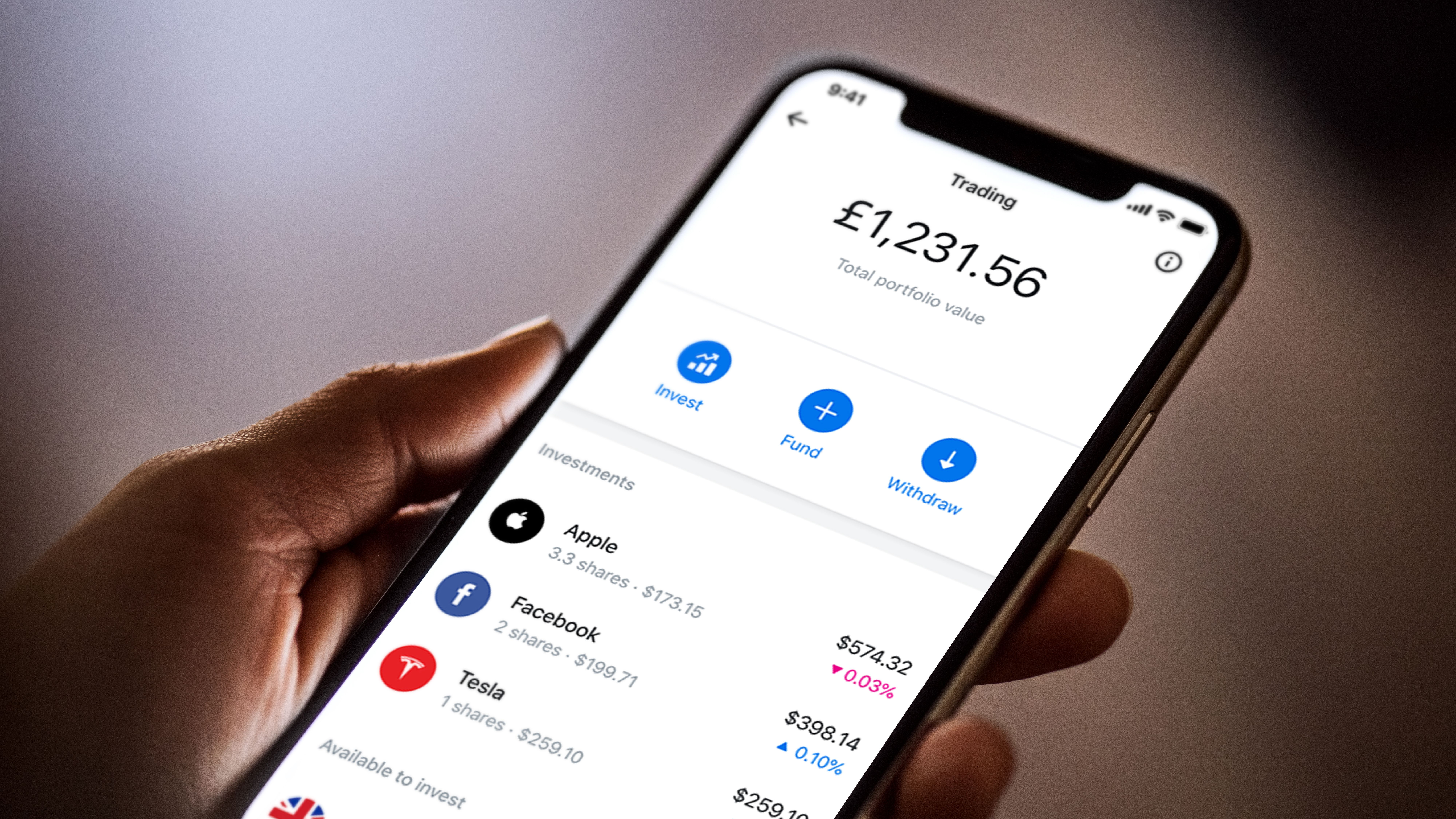 Revolut launches Robinhood-style commission-free stock trading service
