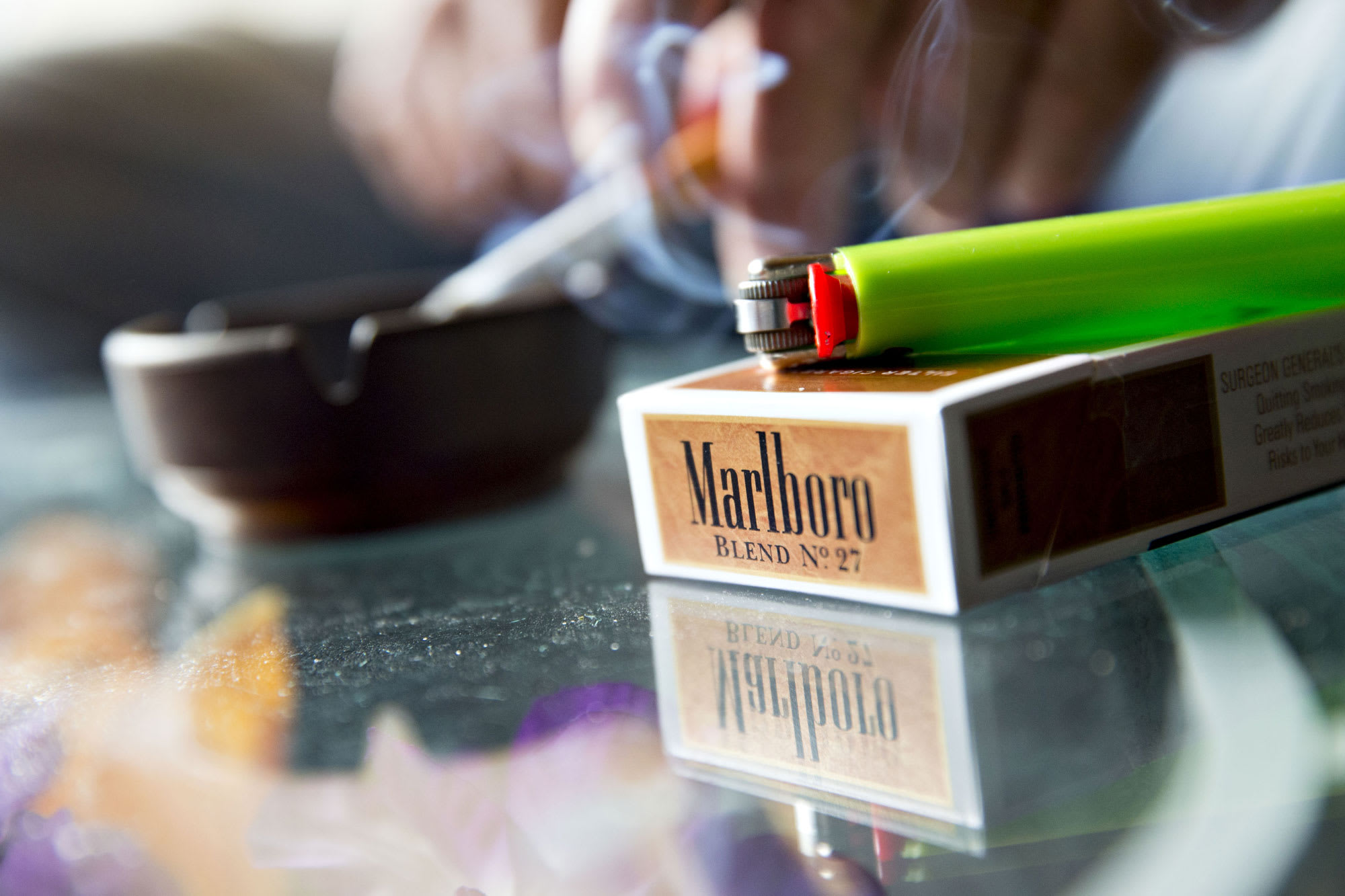 Someone made millions on the Philip Morris-Altria deal