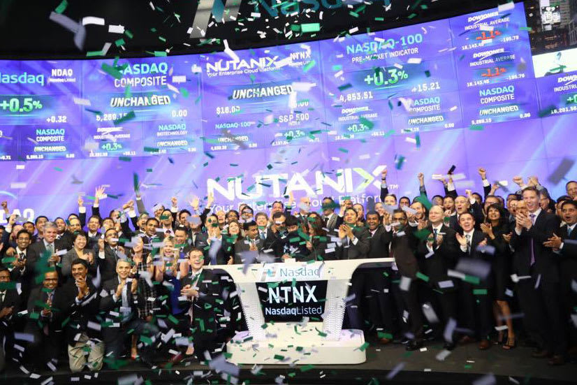 Stocks making the biggest moves after hours: Nutanix, Ollie's and Guess