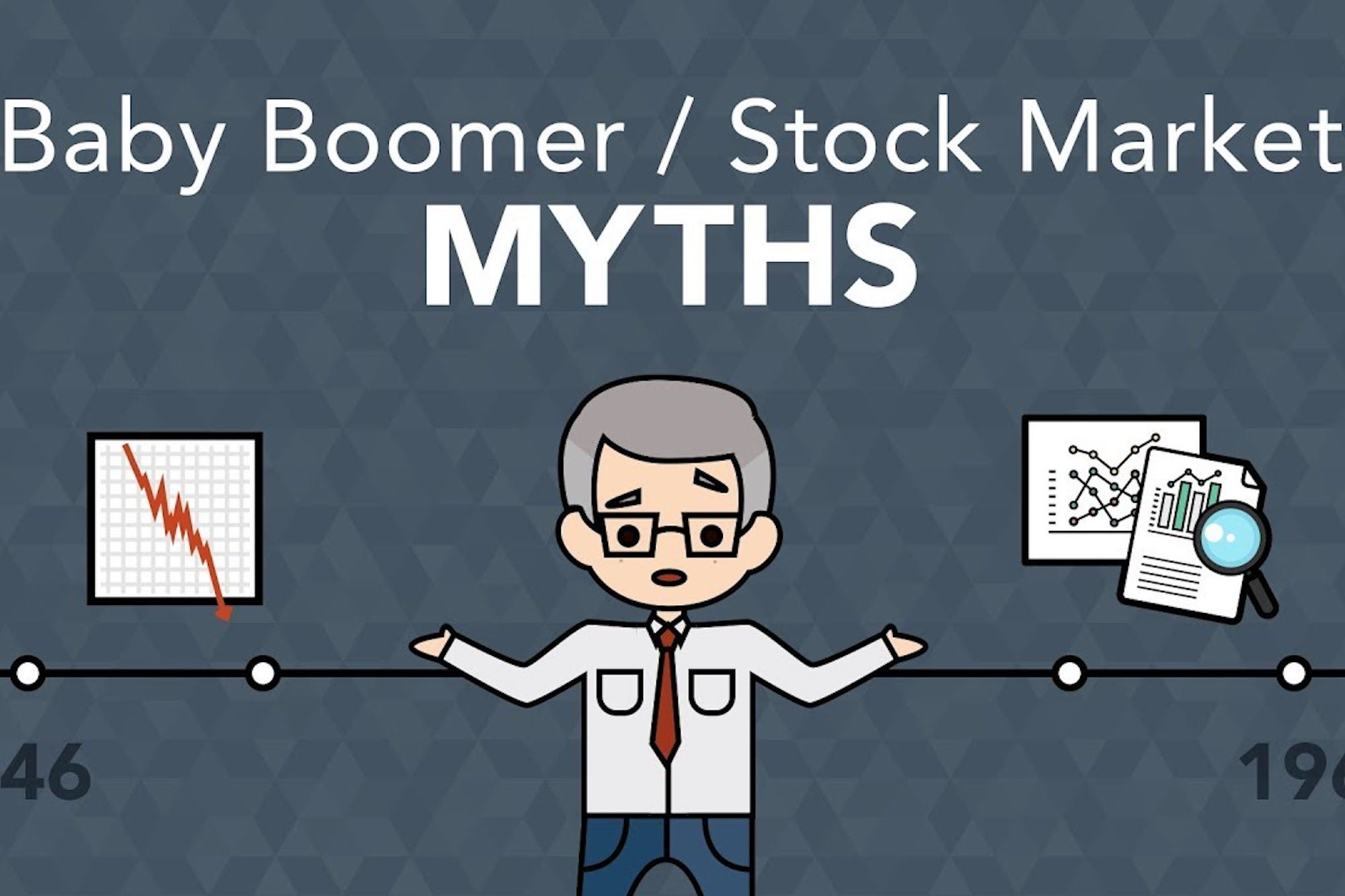 The Myths About Baby Boomers and Retirement Savings