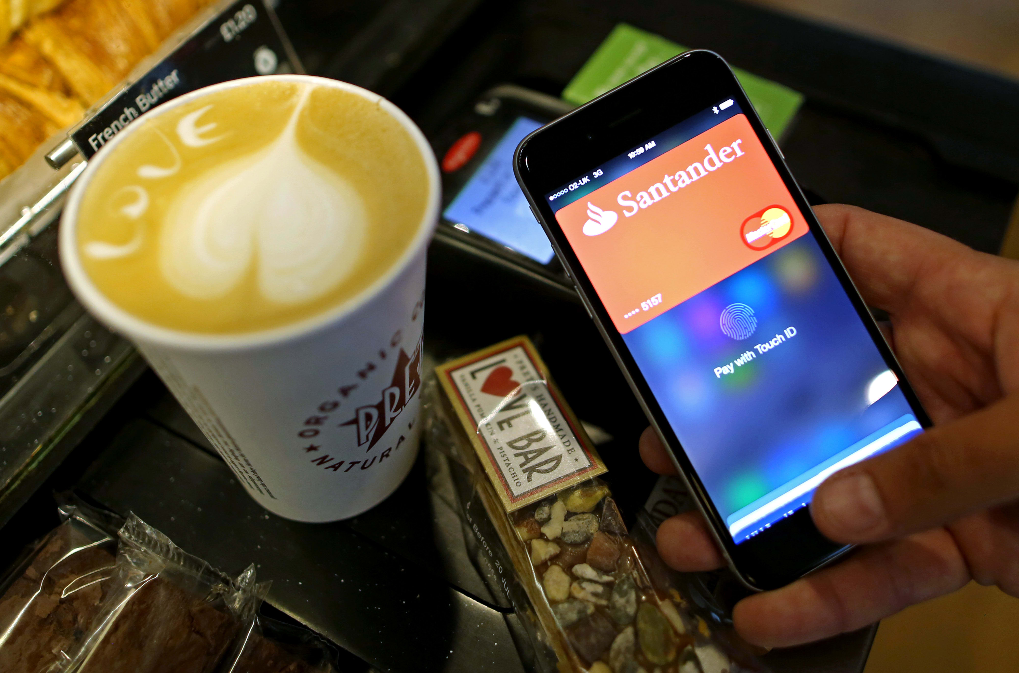 Why mobile payments have barely caught on in the U.S.