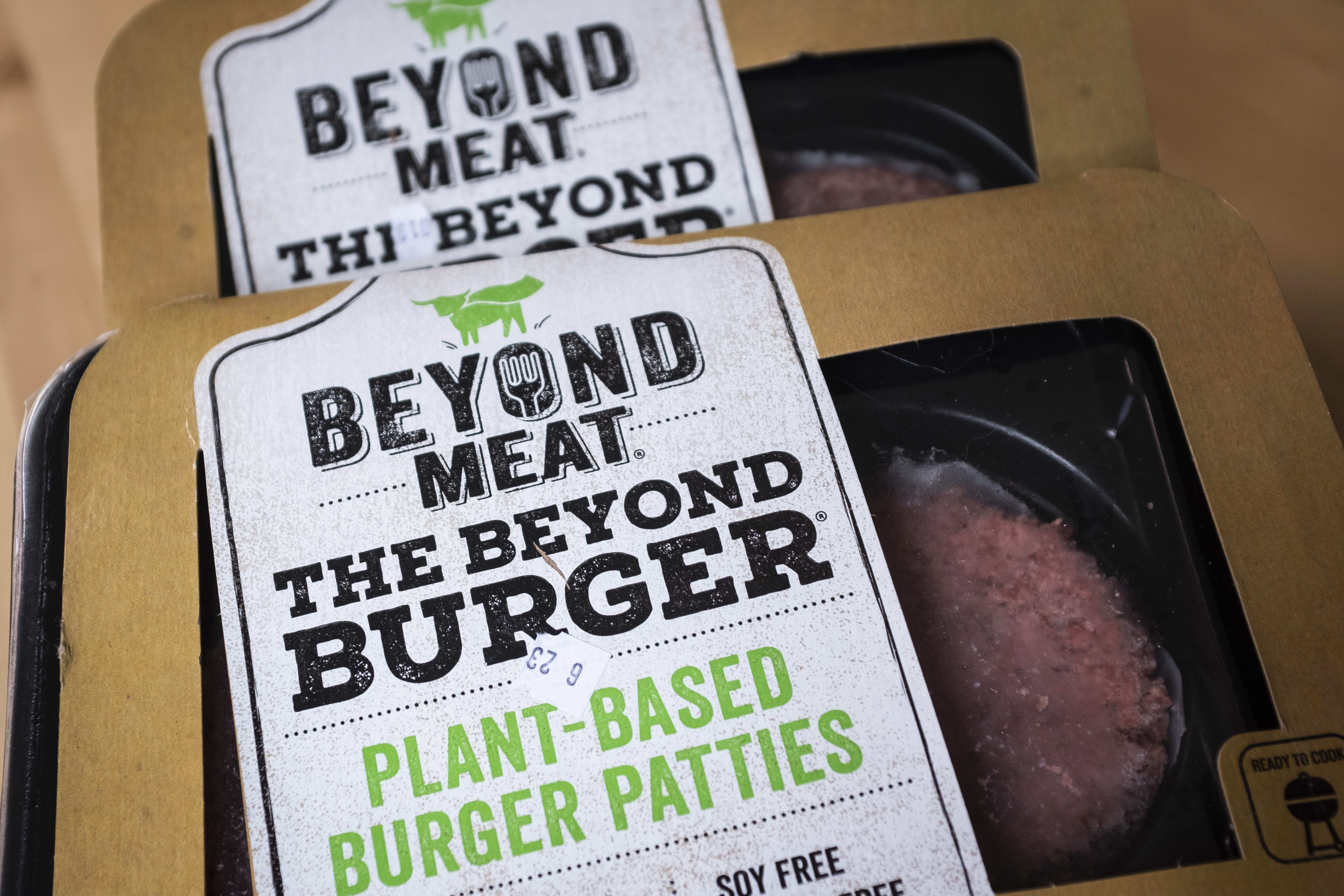 Analyst slaps sell rating on Beyond Meat, says plant-based meat market not as big as people think