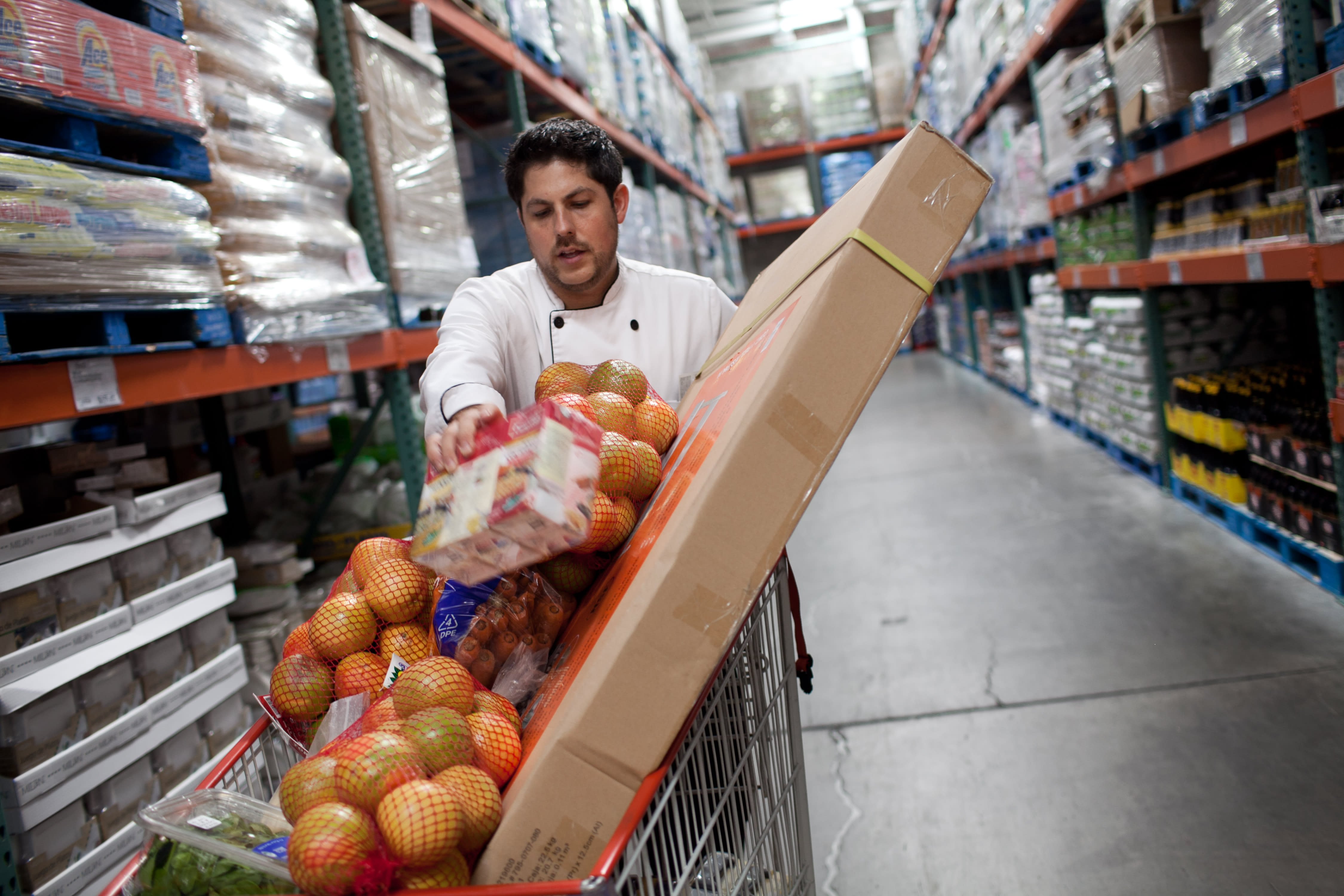 Bernstein downgrades Costco, says memberships will be the first to go in an economic downturn