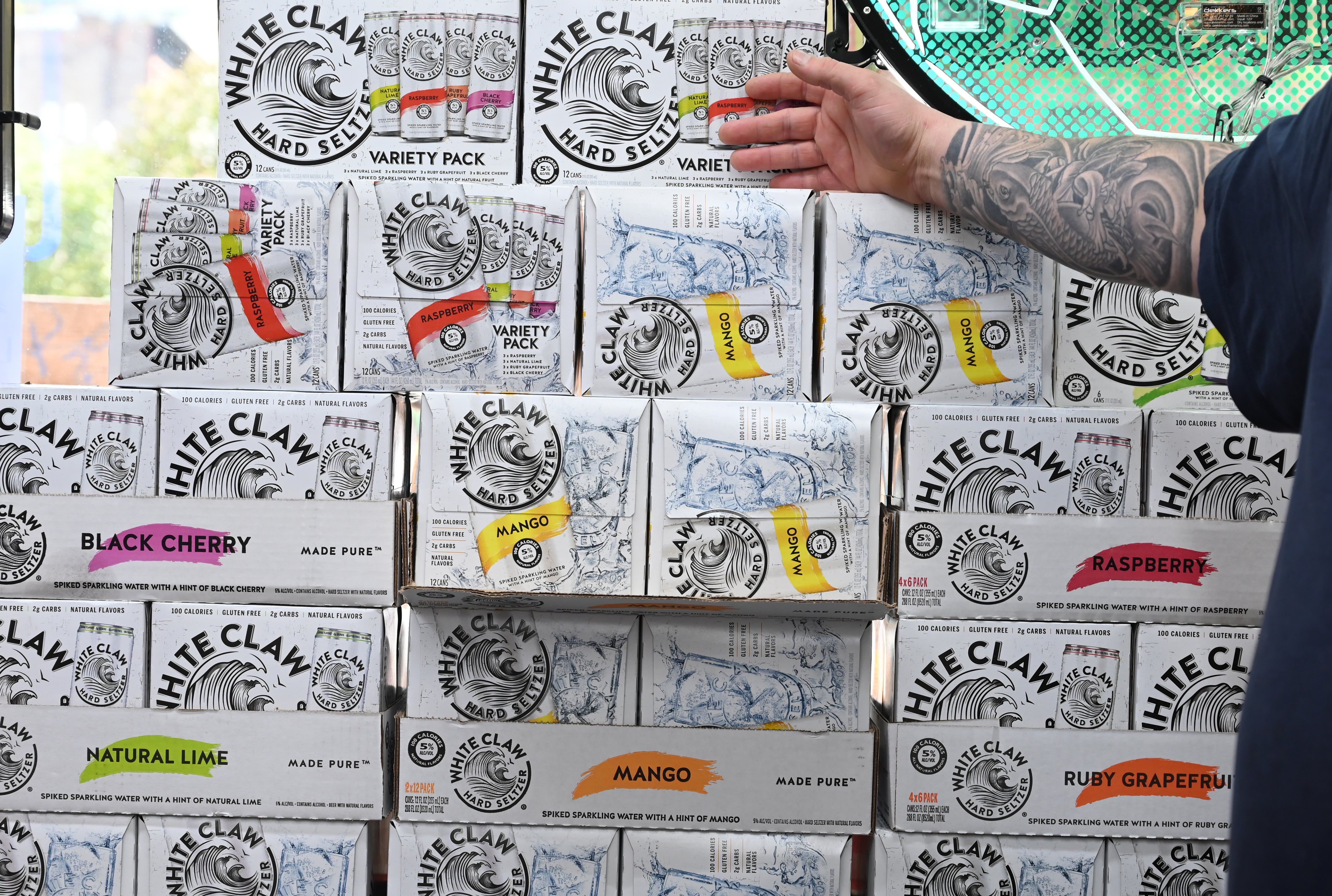 Buy Boston Beer stock because of its spiked seltzer Truly