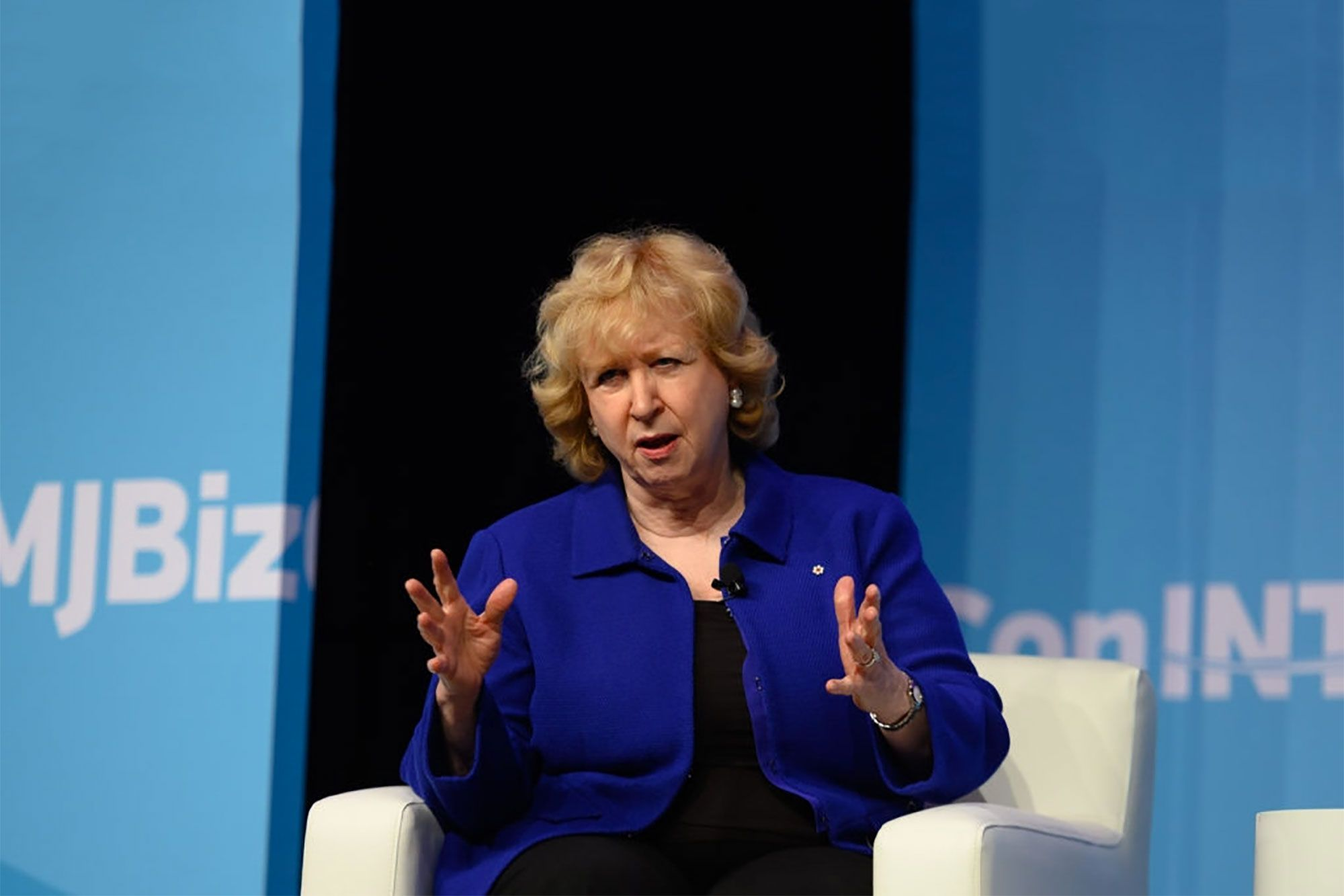 Cannabis Firms, Policymakers Must Work Hand-In-Hand, Ex-Canadian Prime Minister Says In MJBizConINT'L Keynote
