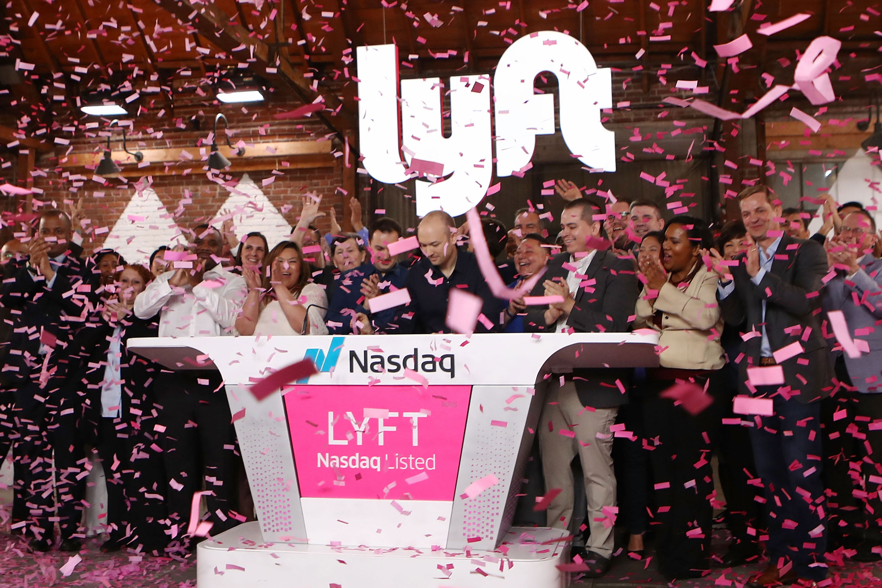 Deutsche Bank initiates coverage of Lyft with a buy rating