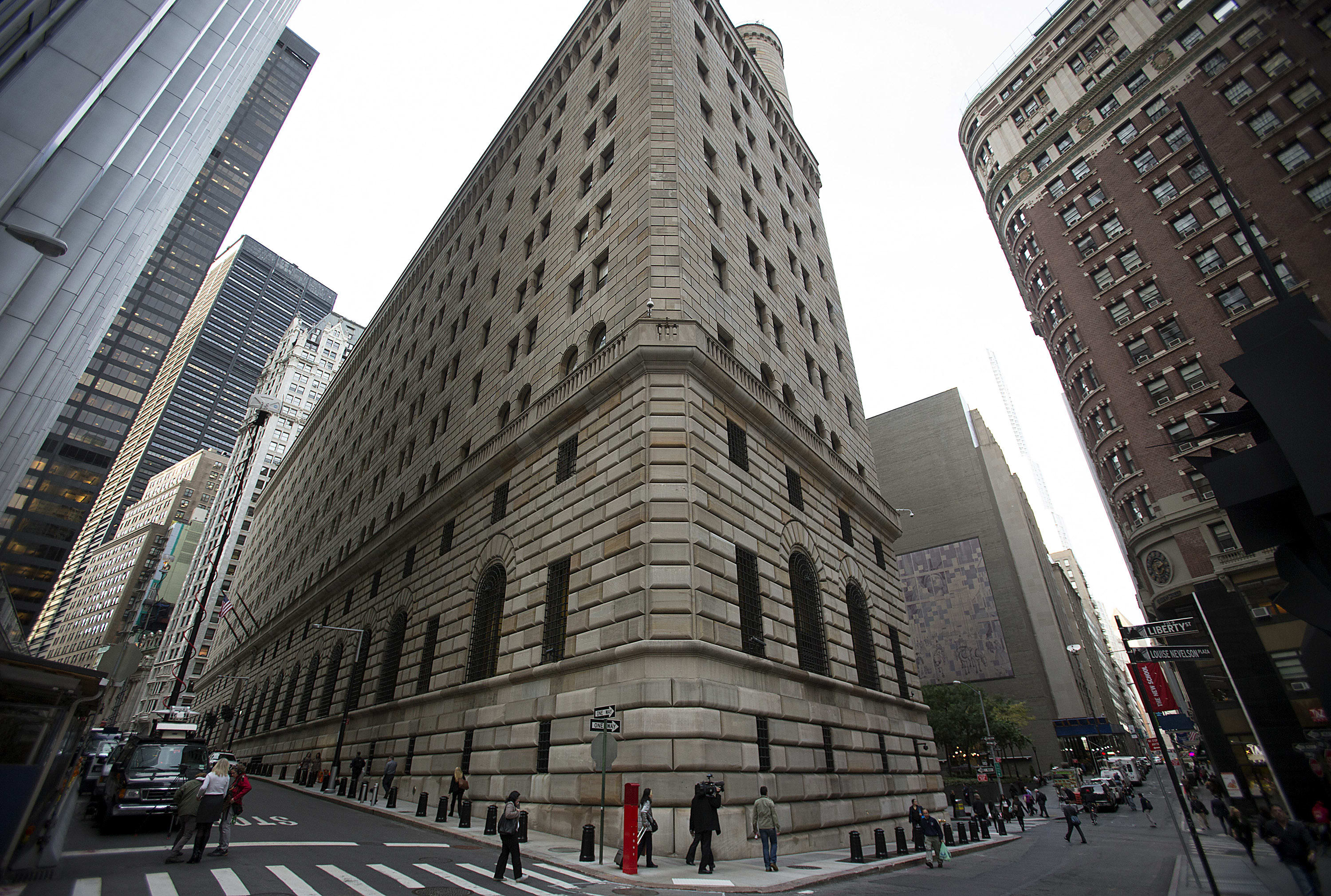 Fed calms market, unclear how long it will continue special operations