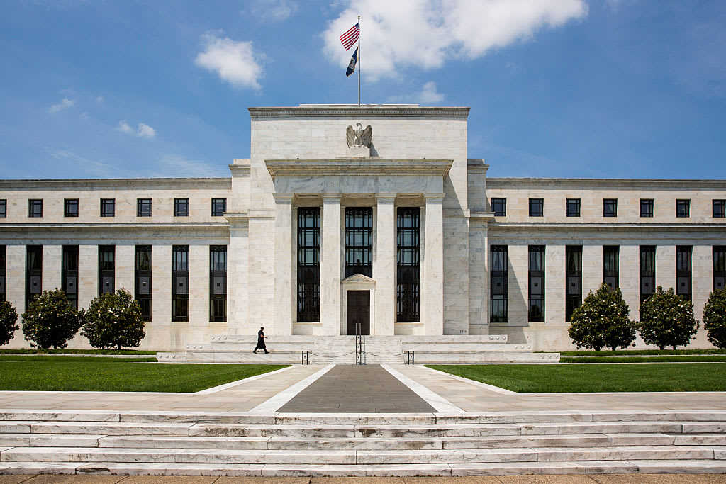 Fed ups its GDP forecast for 2019 slightly to 2.2%