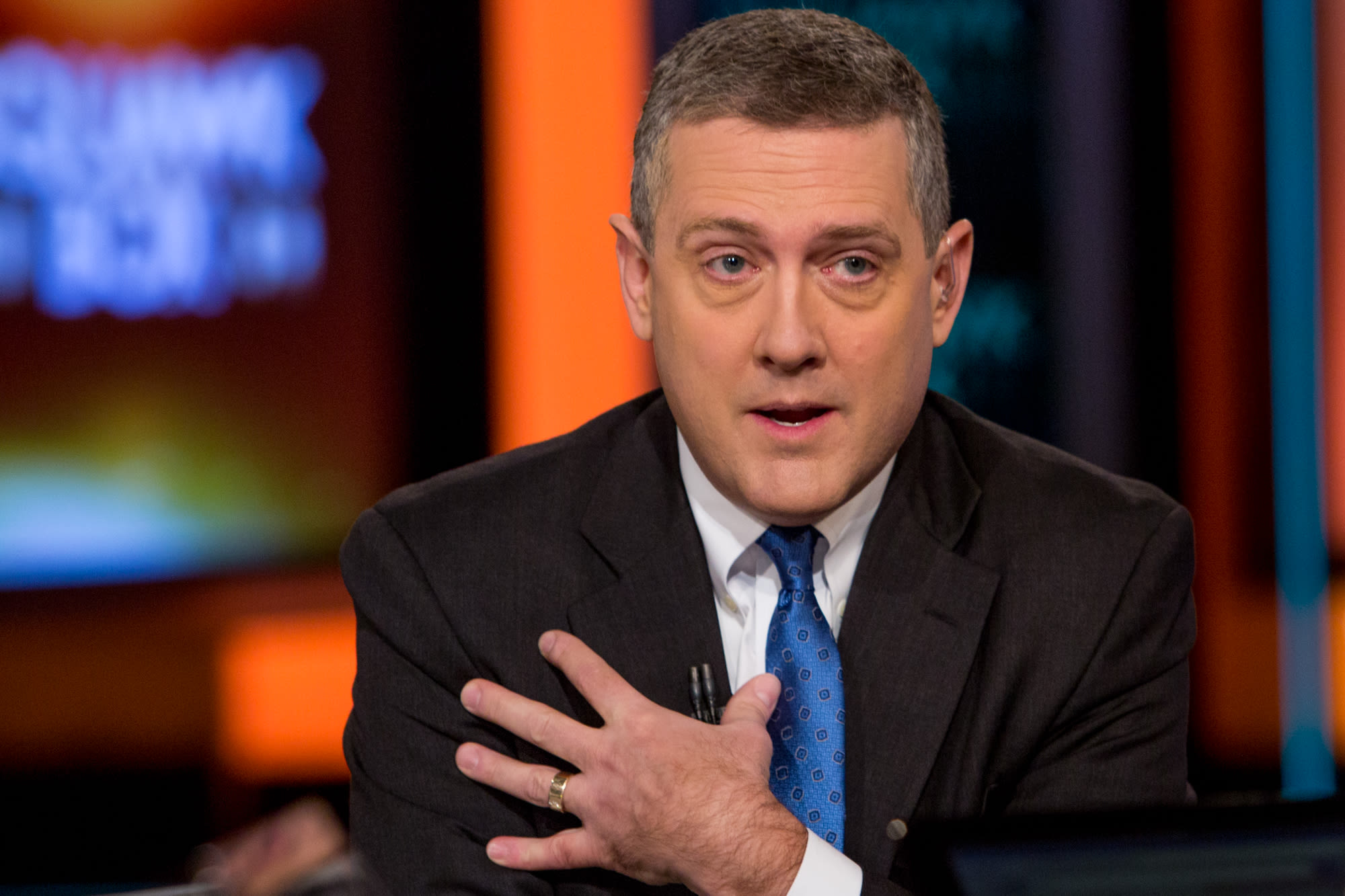 Fed's James Bullard says cutting rates by a bigger half percentage point would have been 'more appropriate'