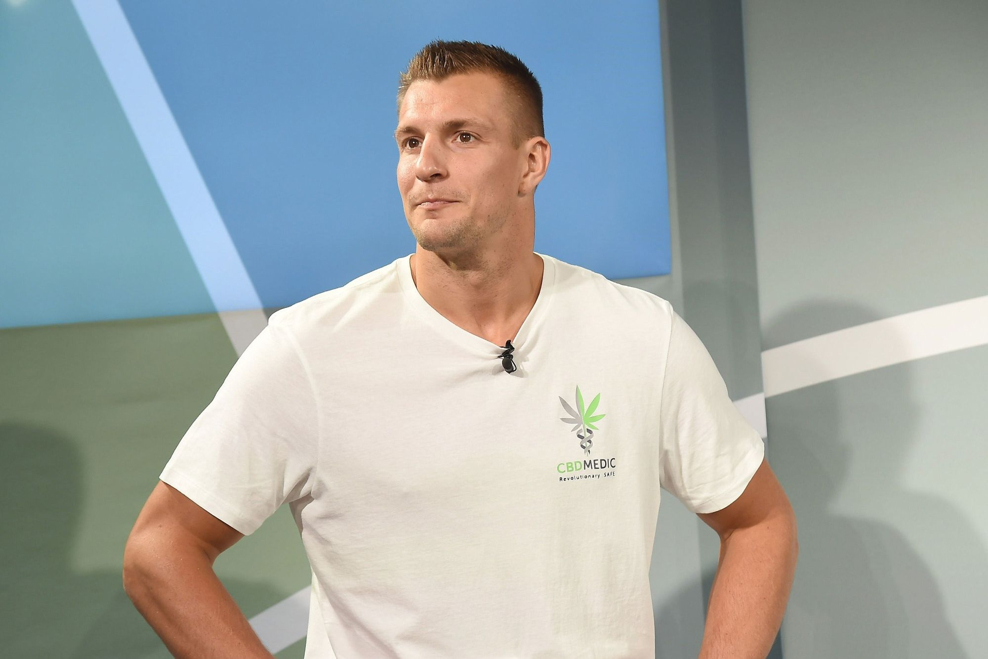Gronk Gets Into The CBD Business