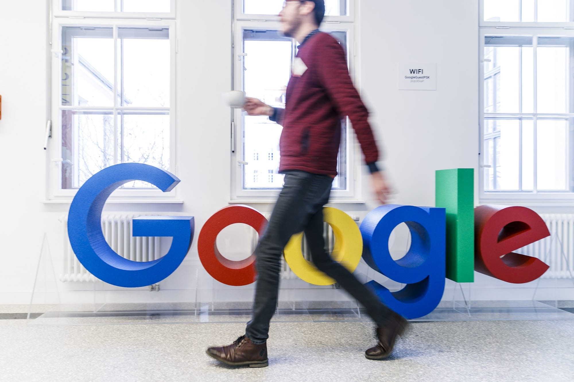 Here's why you should buy Google, according to Jefferies