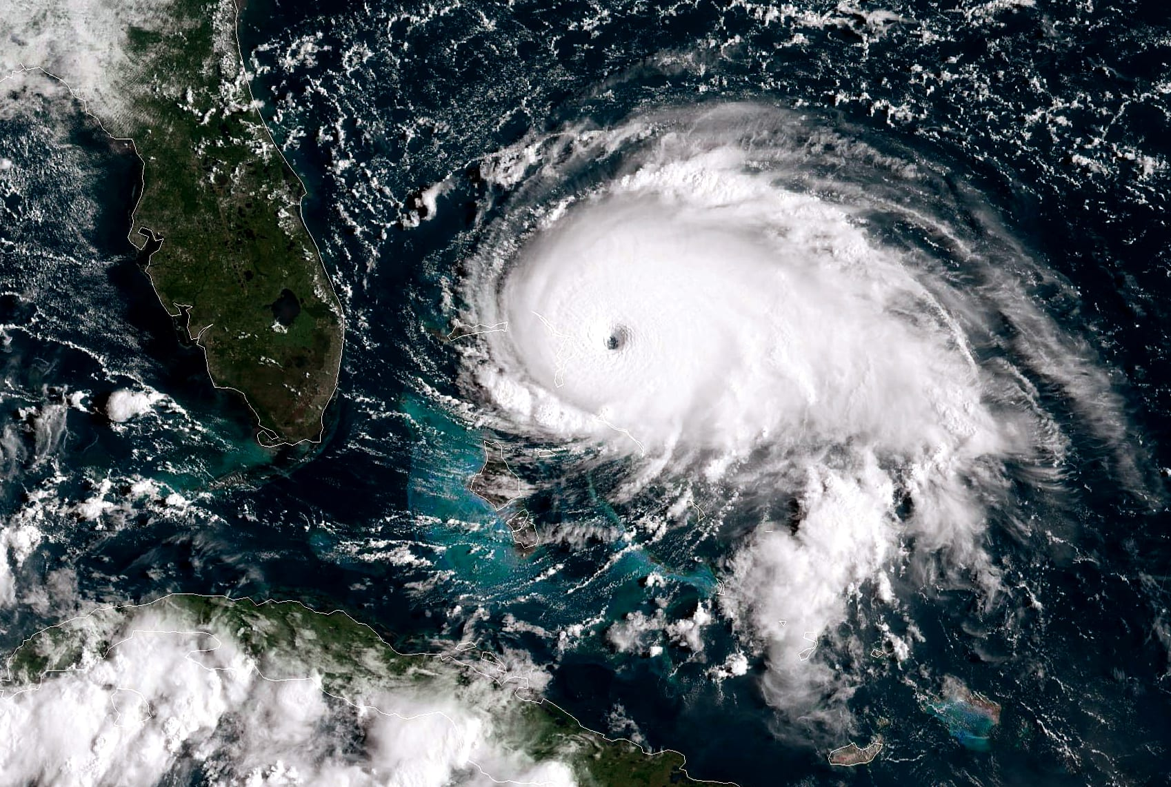 Hurricane Dorian caused billions worth of damage in the Caribbean